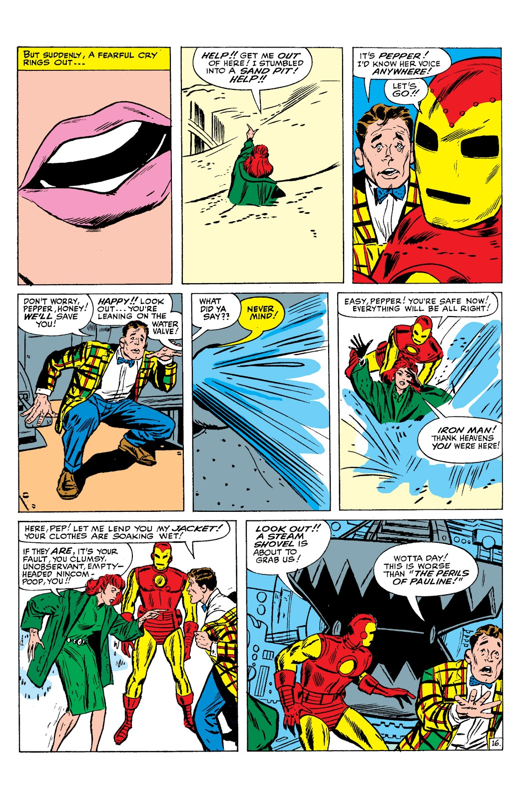Read online Marvel Masterworks: The Invincible Iron Man comic -  Issue # TPB 2 (Part 2) - 37