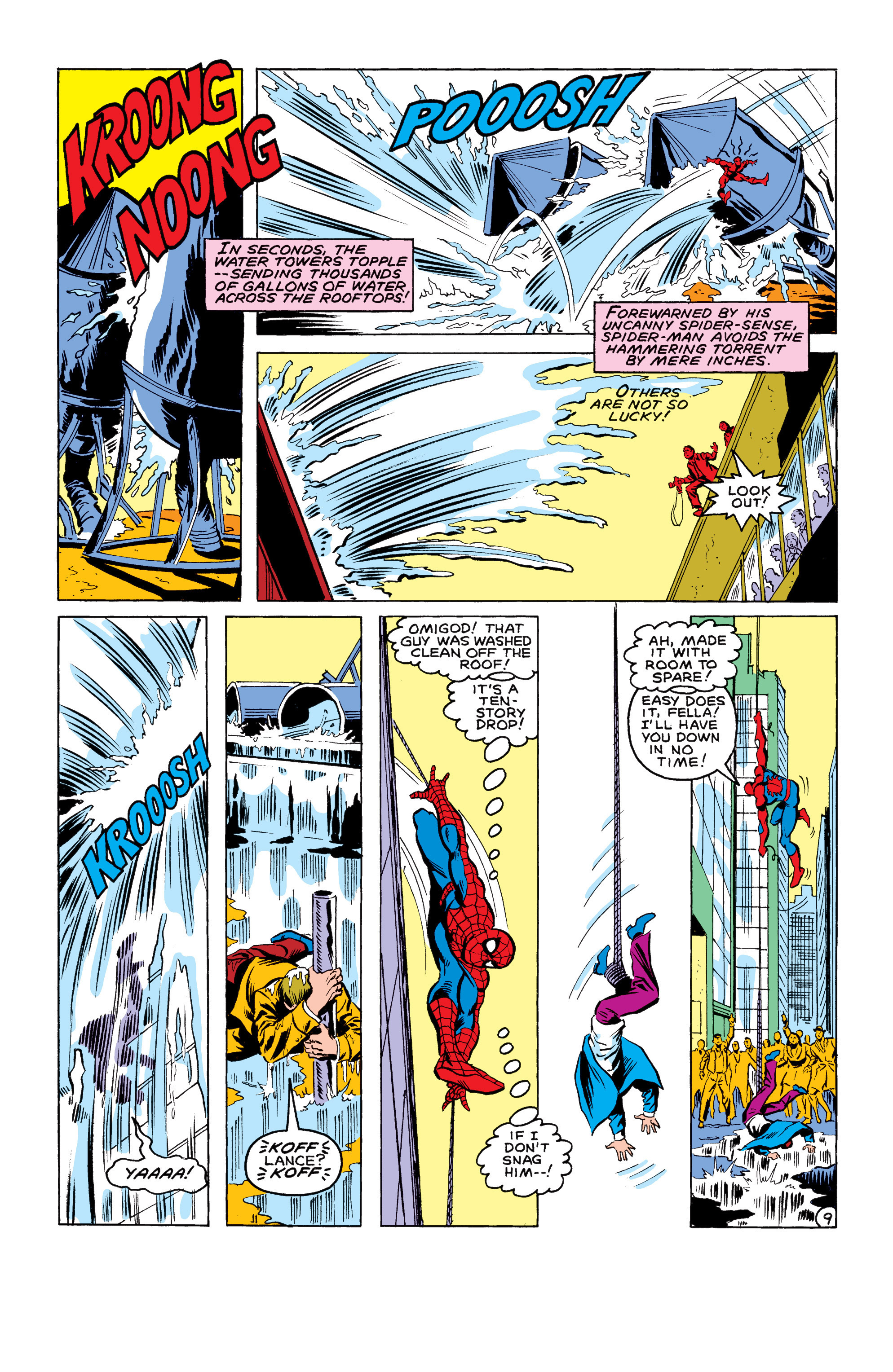 The Amazing Spider-Man (1963) 232 Page 9