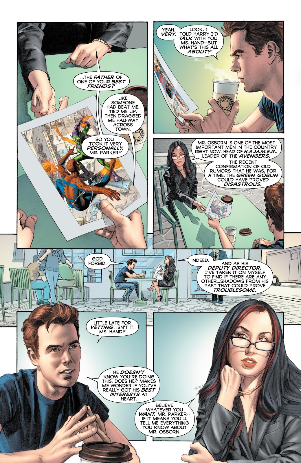 Read online Siege Prelude comic -  Issue # TPB (Part 2) - 66