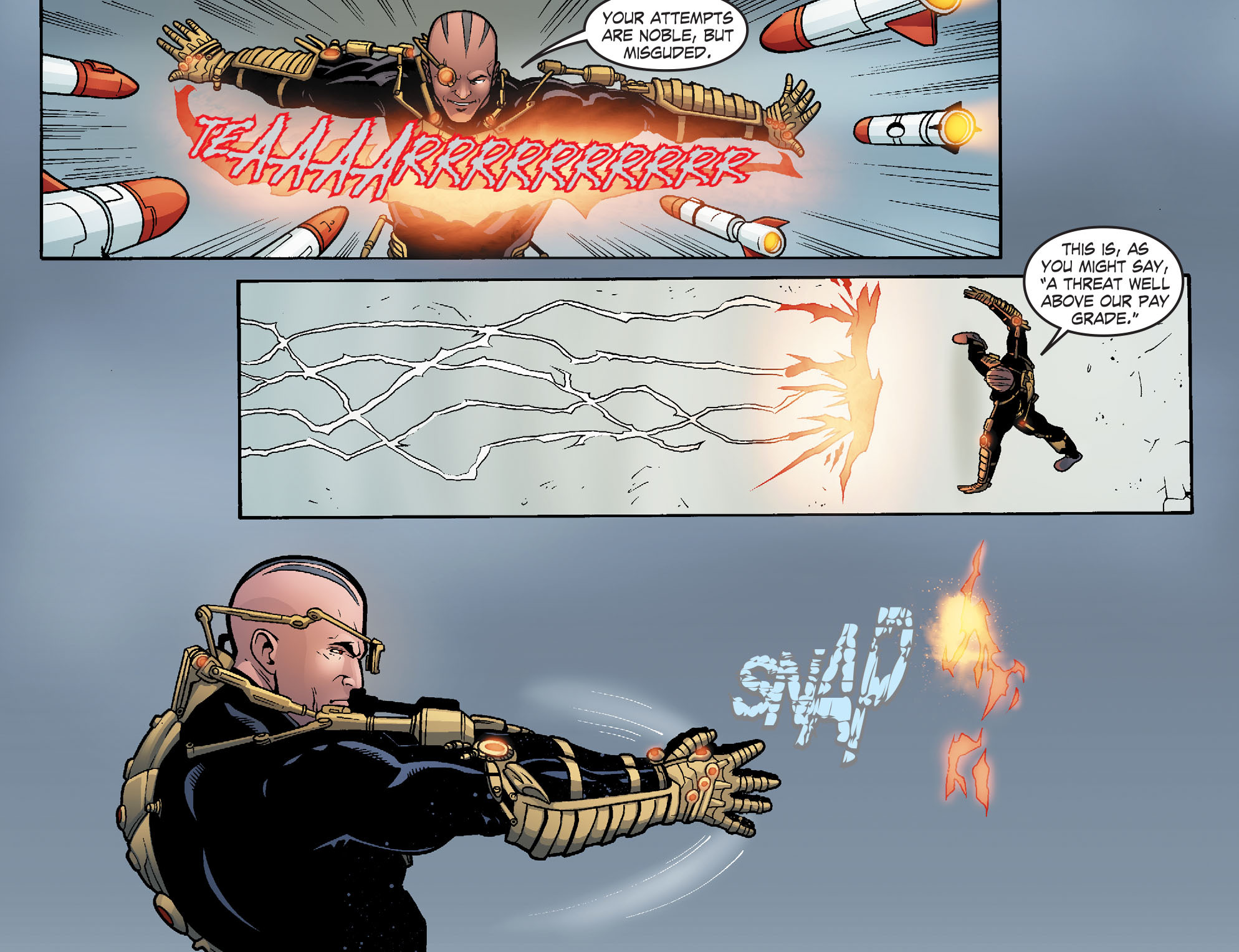Read online Smallville: Alien comic -  Issue #6 - 14