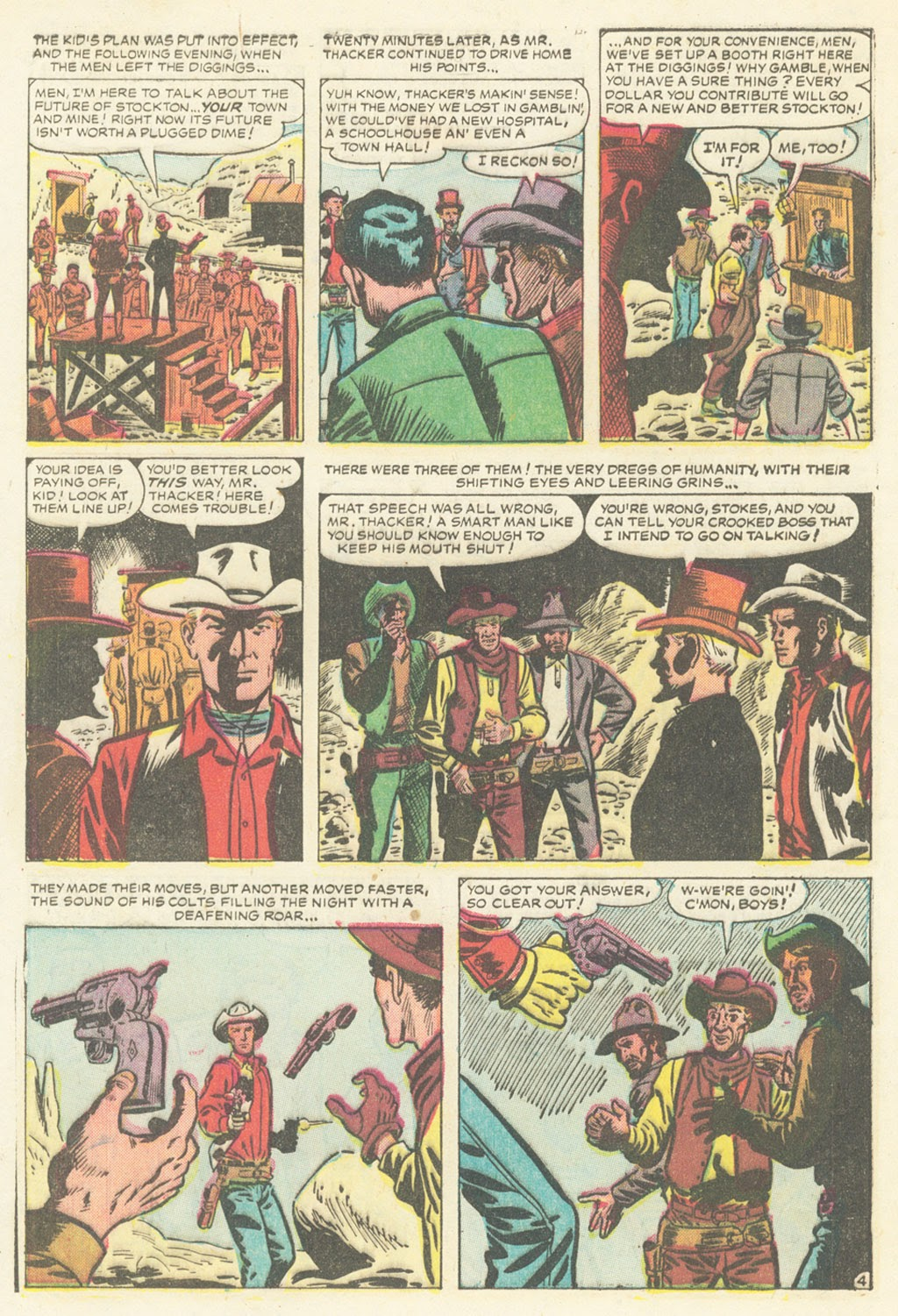 Kid Colt Outlaw issue 52 - Page 6