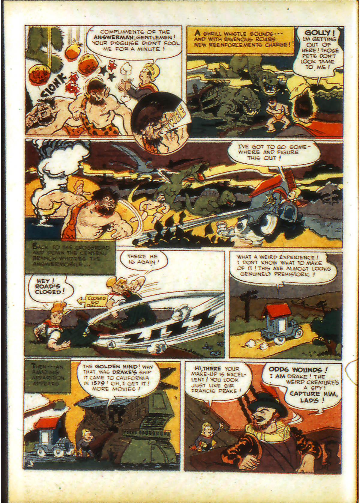 Read online Adventure Comics (1938) comic -  Issue #89 - 16