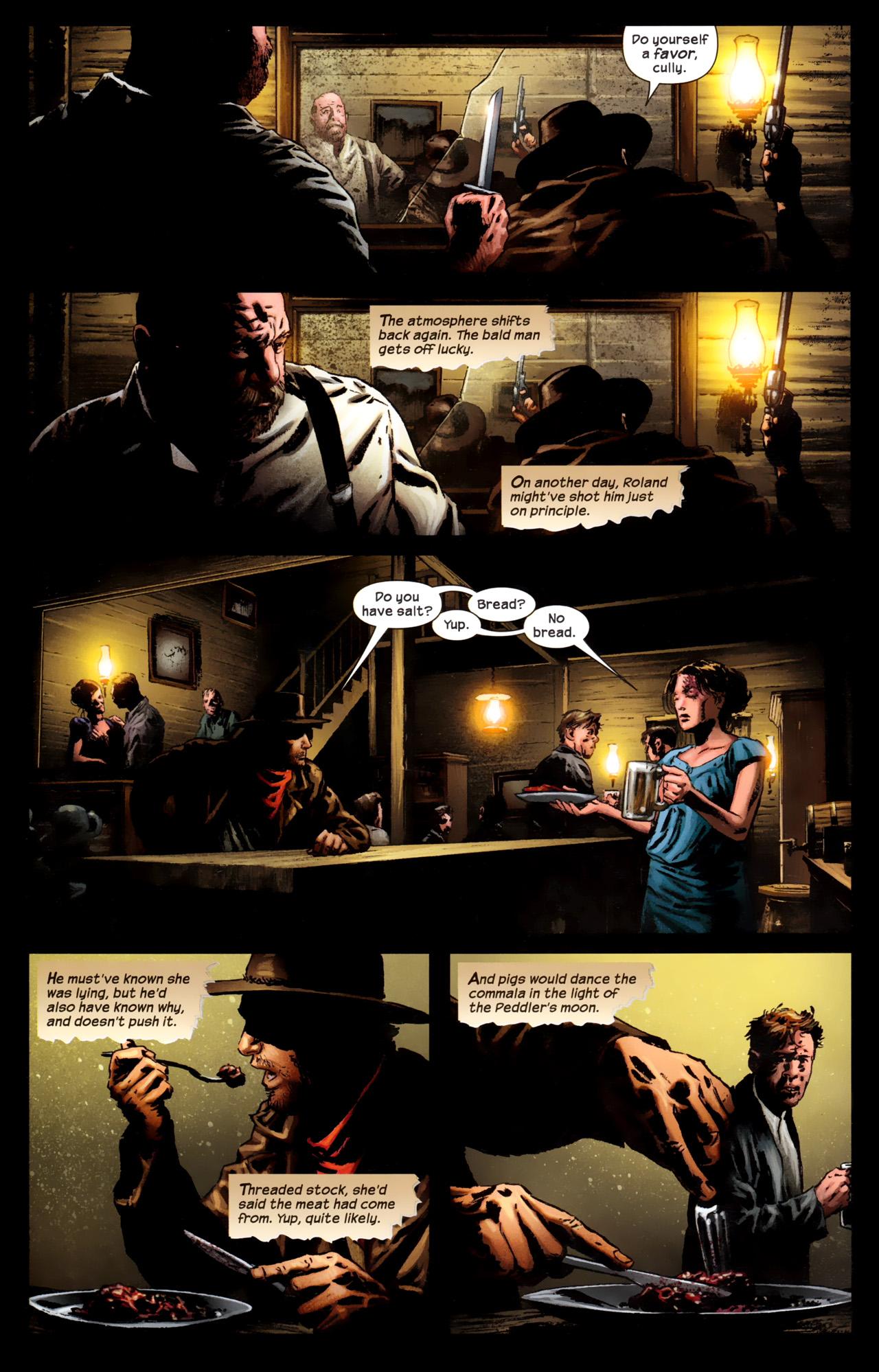 Read online Dark Tower: The Gunslinger - The Battle of Tull comic -  Issue #1 - 20