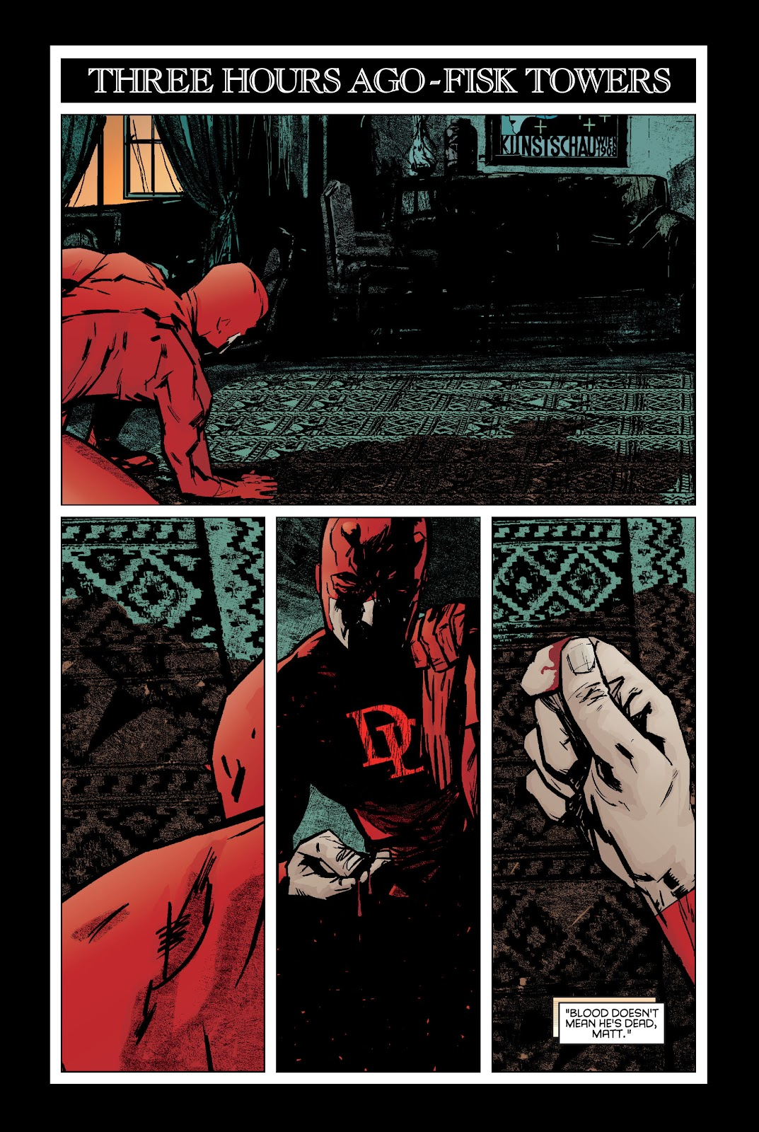 Read online Daredevil (1998) comic -  Issue # _Ultimate_Collection TPB 1 (Part 2) - 74