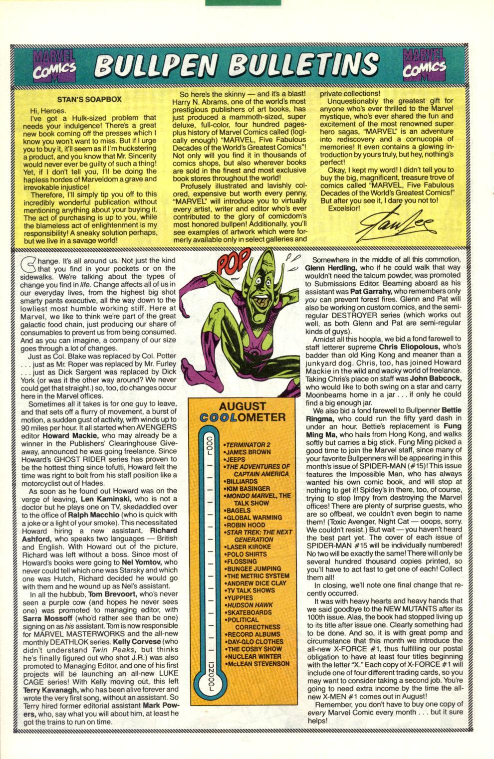Read online Alpha Flight (1983) comic -  Issue #101 - 21