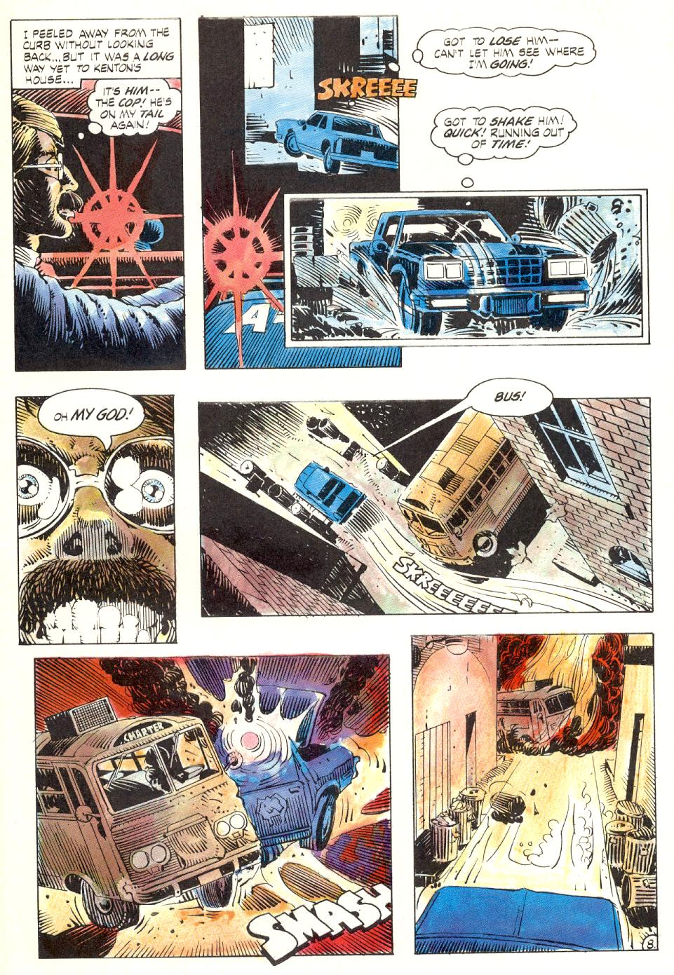 Read online Twisted Tales (1982) comic -  Issue #4 - 20