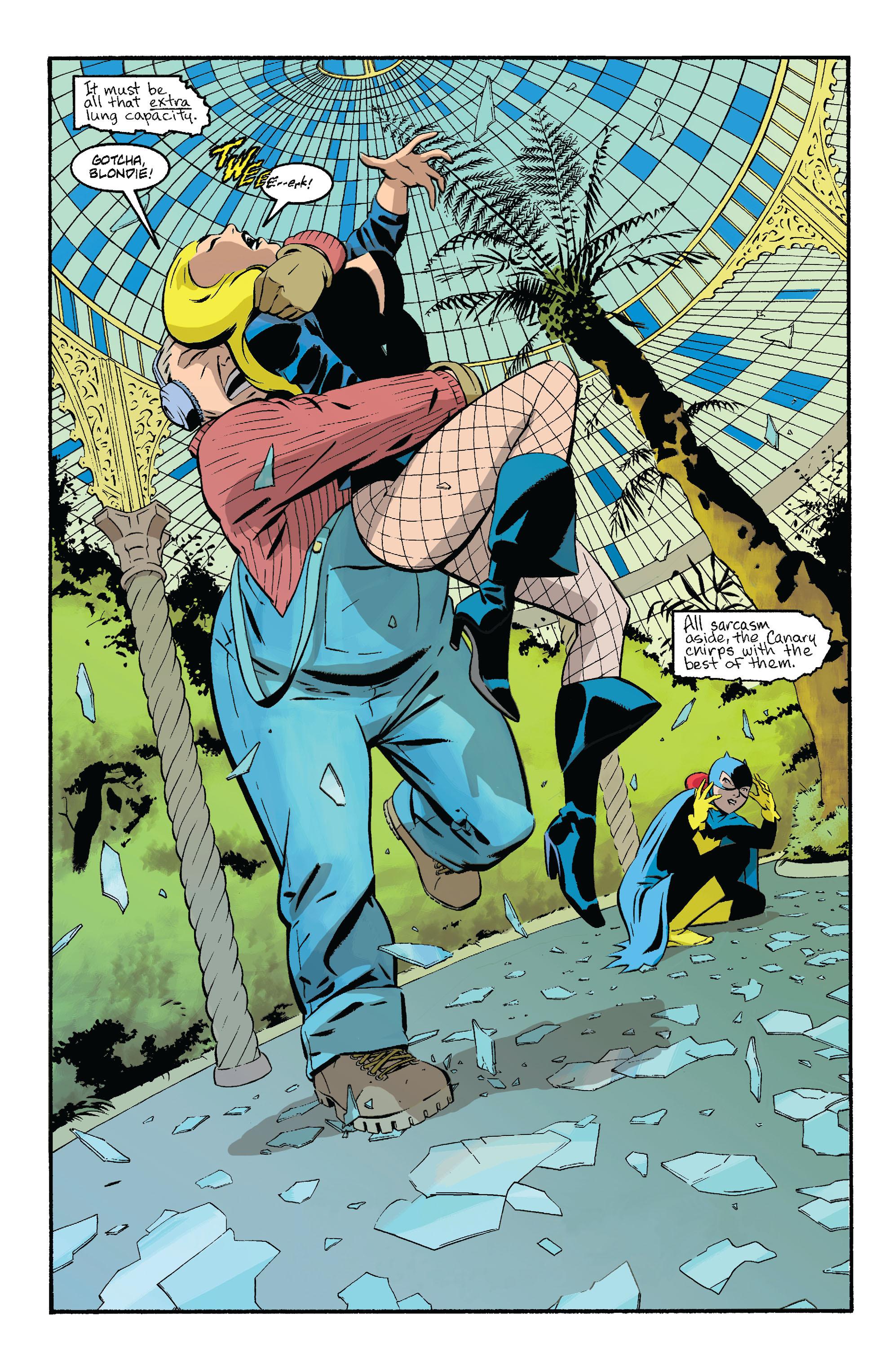 Read online Batgirl/Robin: Year One comic -  Issue # TPB 2 - 110