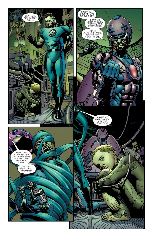Read online Fantastic Four: Season One comic -  Issue # TPB - 118