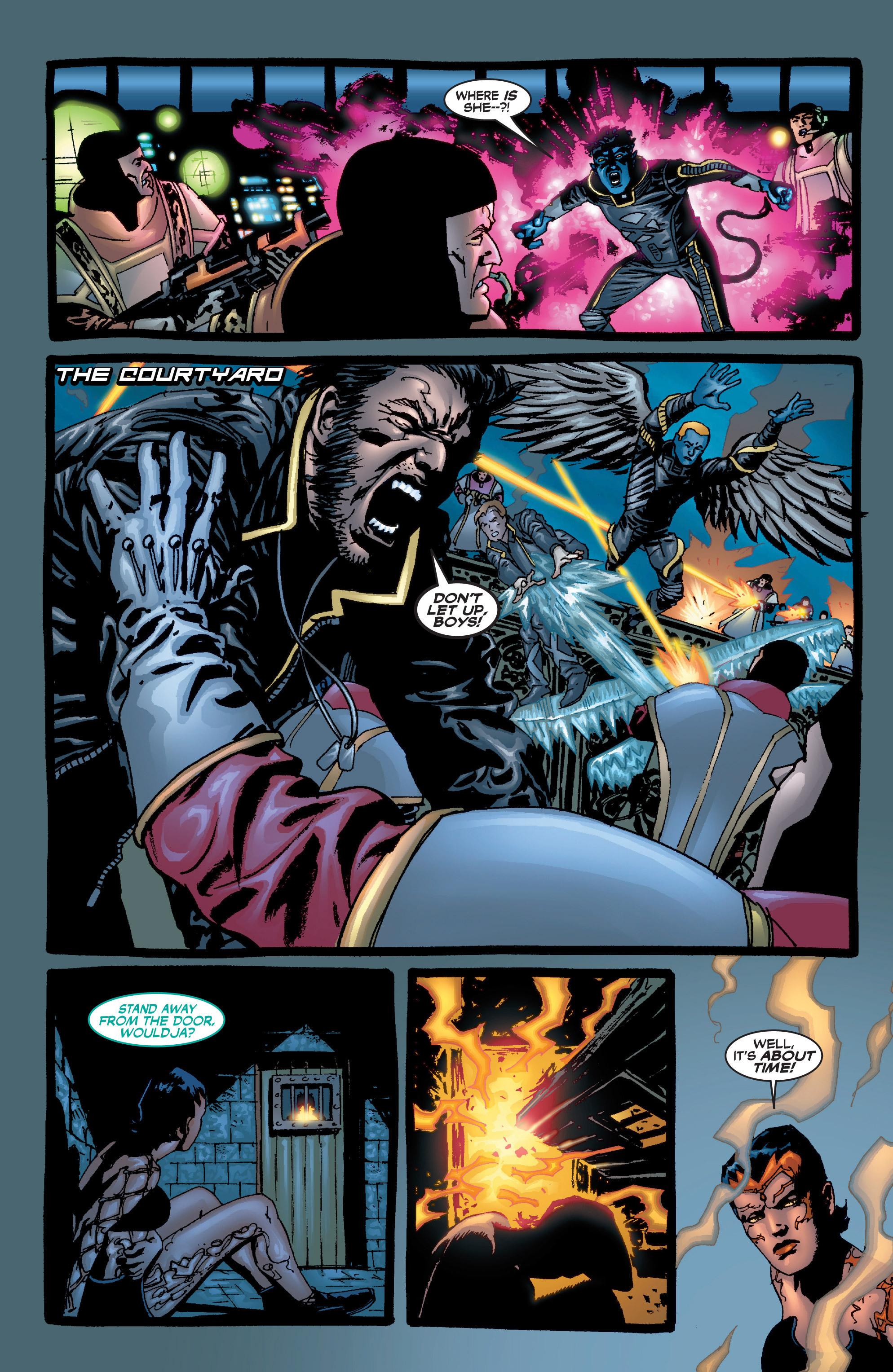 Read online Uncanny X-Men (1963) comic -  Issue #400 - 33