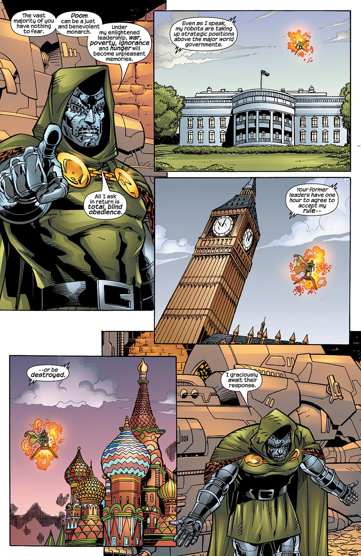 Read online Fantastic Five (2007) comic -  Issue #4 - 9