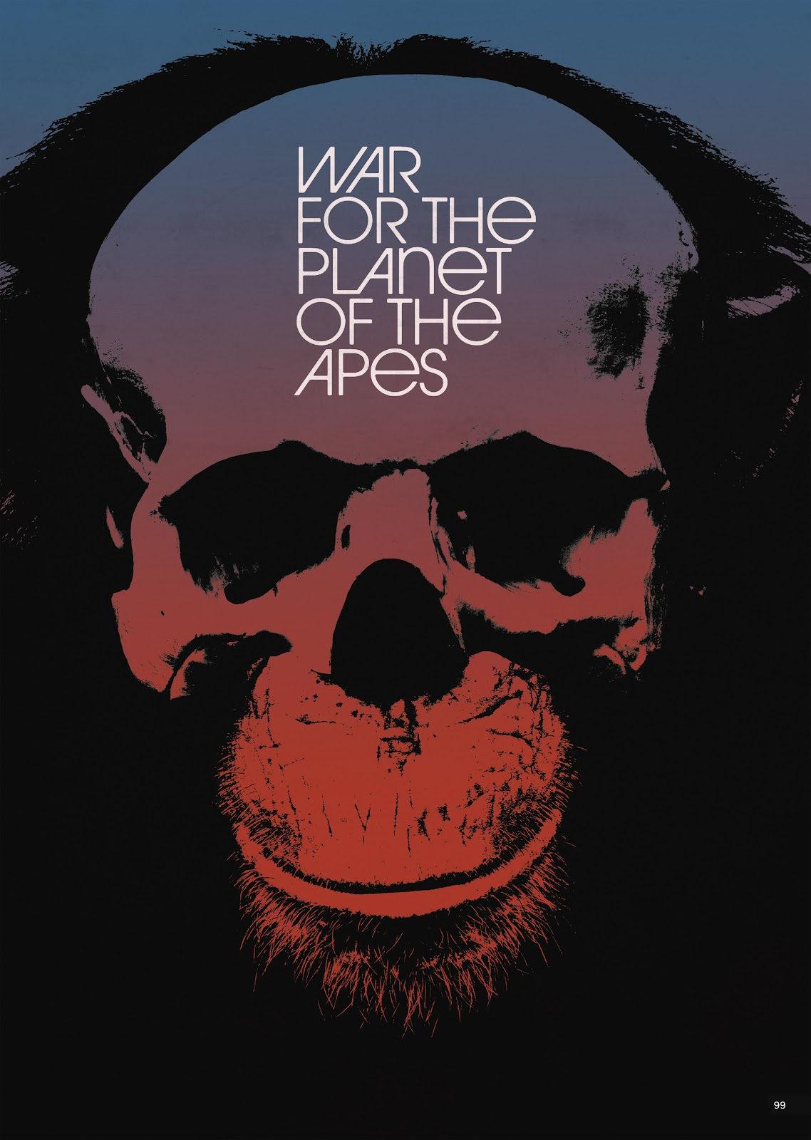 Read online Planet of the Apes Artist Tribute comic -  Issue # TPB - 99
