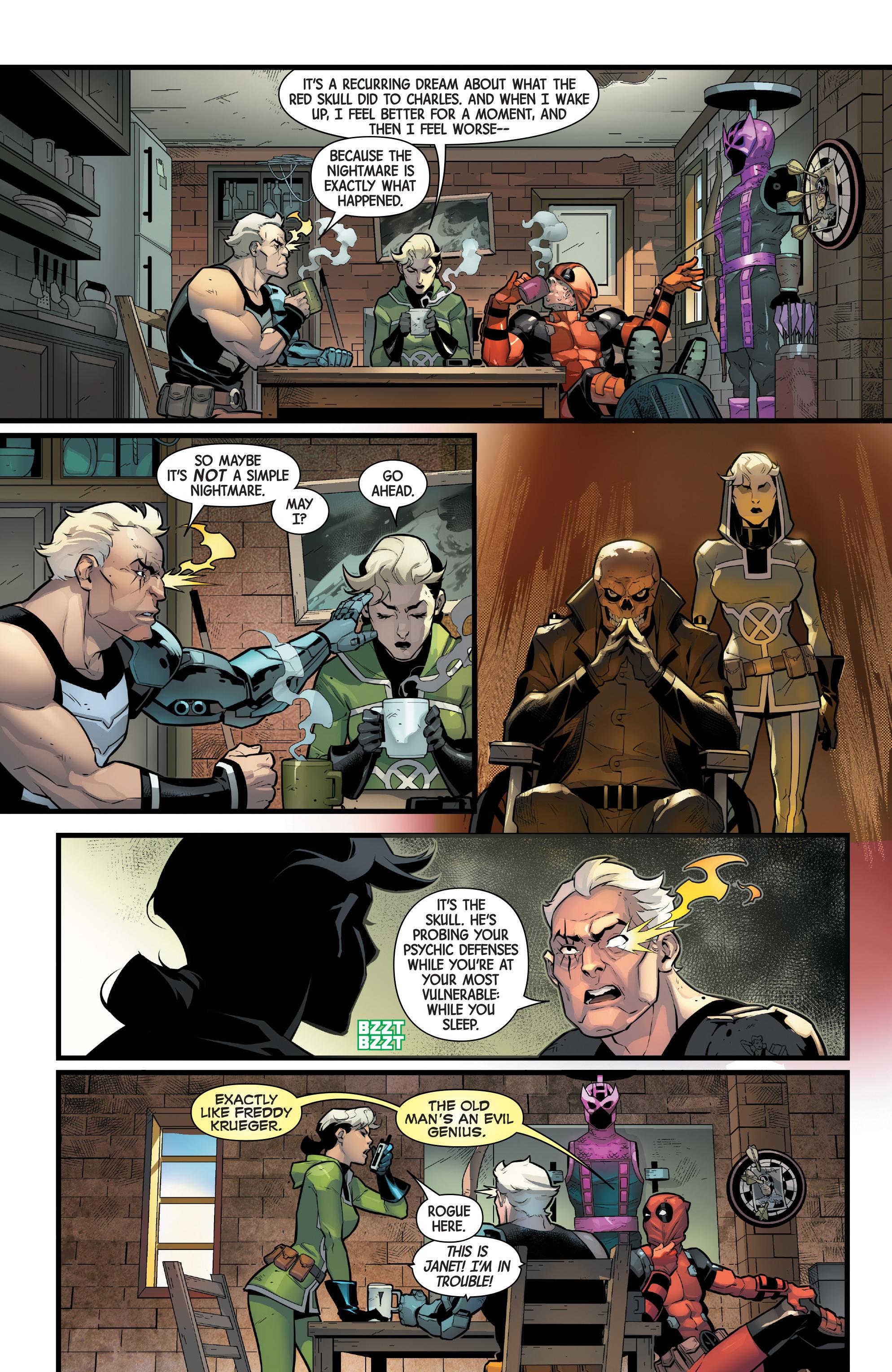 Read online Uncanny Avengers [II] comic -  Issue #18 - 11