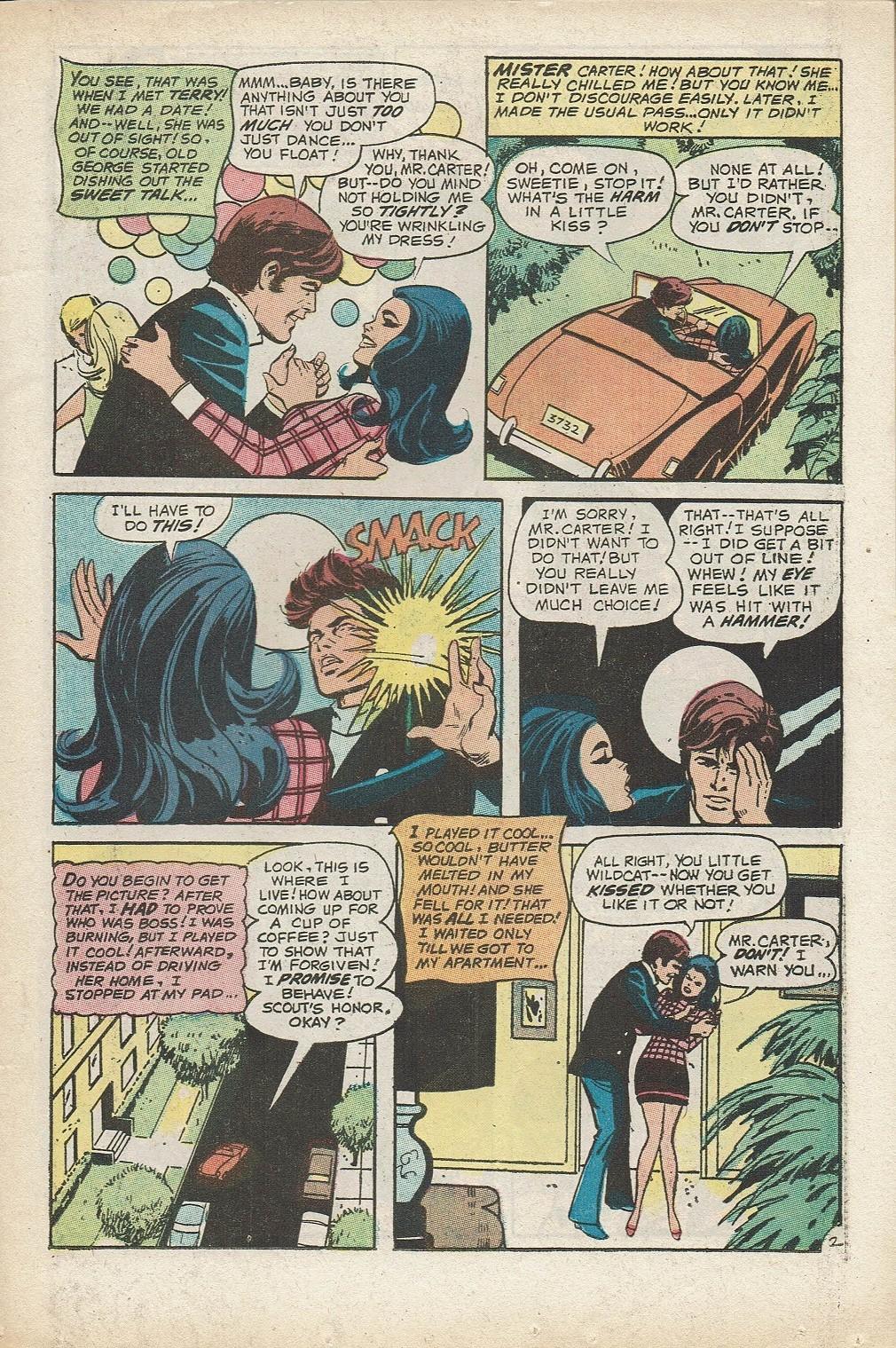 Read online Secret Hearts comic -  Issue #153 - 15