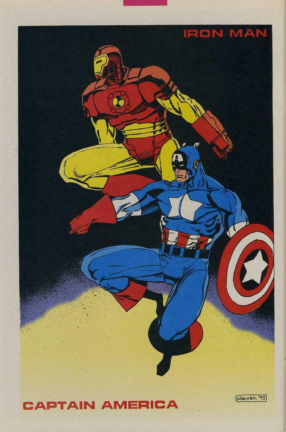 Read online Avengers Strike File comic -  Issue # Full - 25