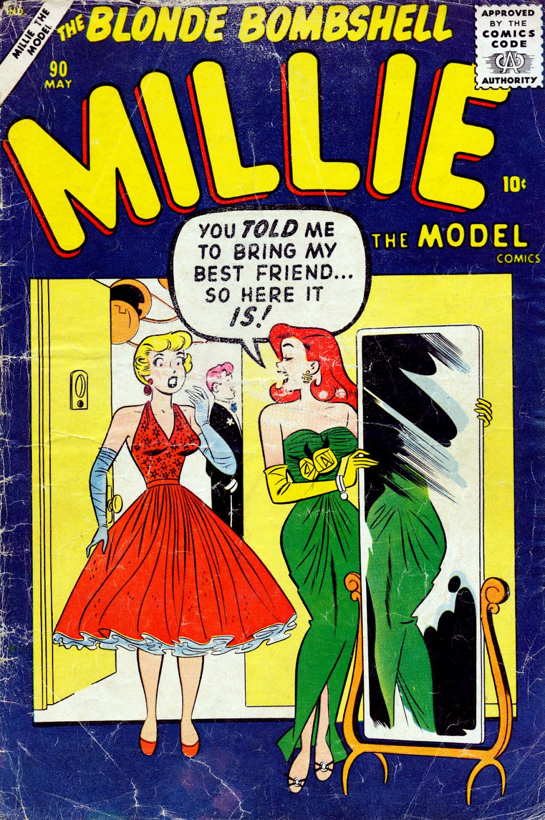 Millie the Model issue 90 - Page 1