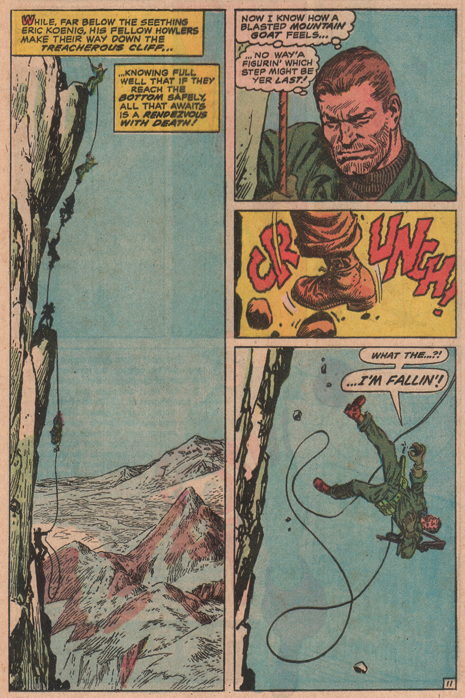 Read online Sgt. Fury comic -  Issue #79 - 17