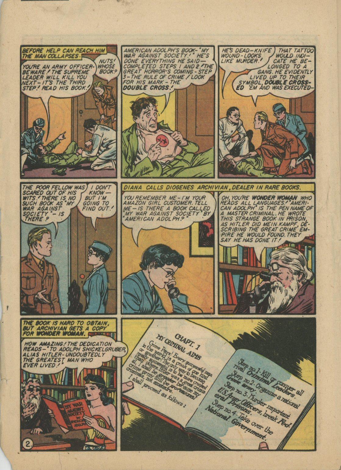Read online Sensation (Mystery) Comics comic -  Issue #21 - 3