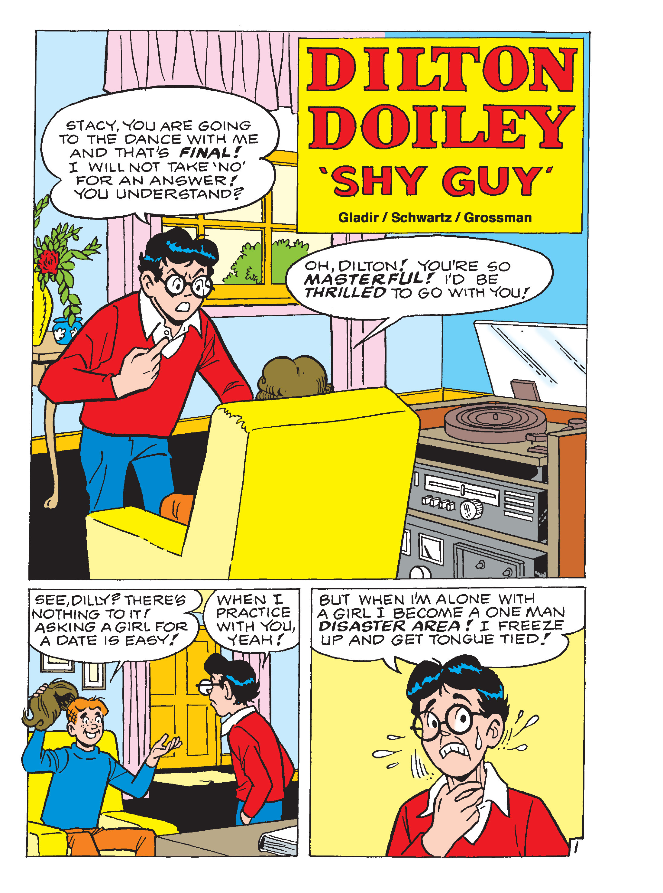 Read online Archie's Funhouse Double Digest comic -  Issue #23 - 104