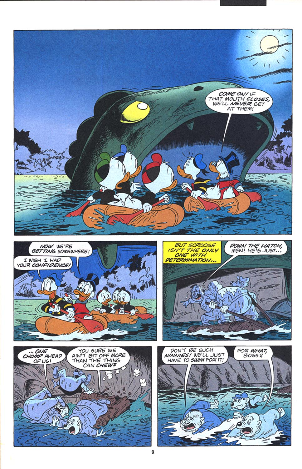 Read online Uncle Scrooge (1953) comic -  Issue #271 - 10