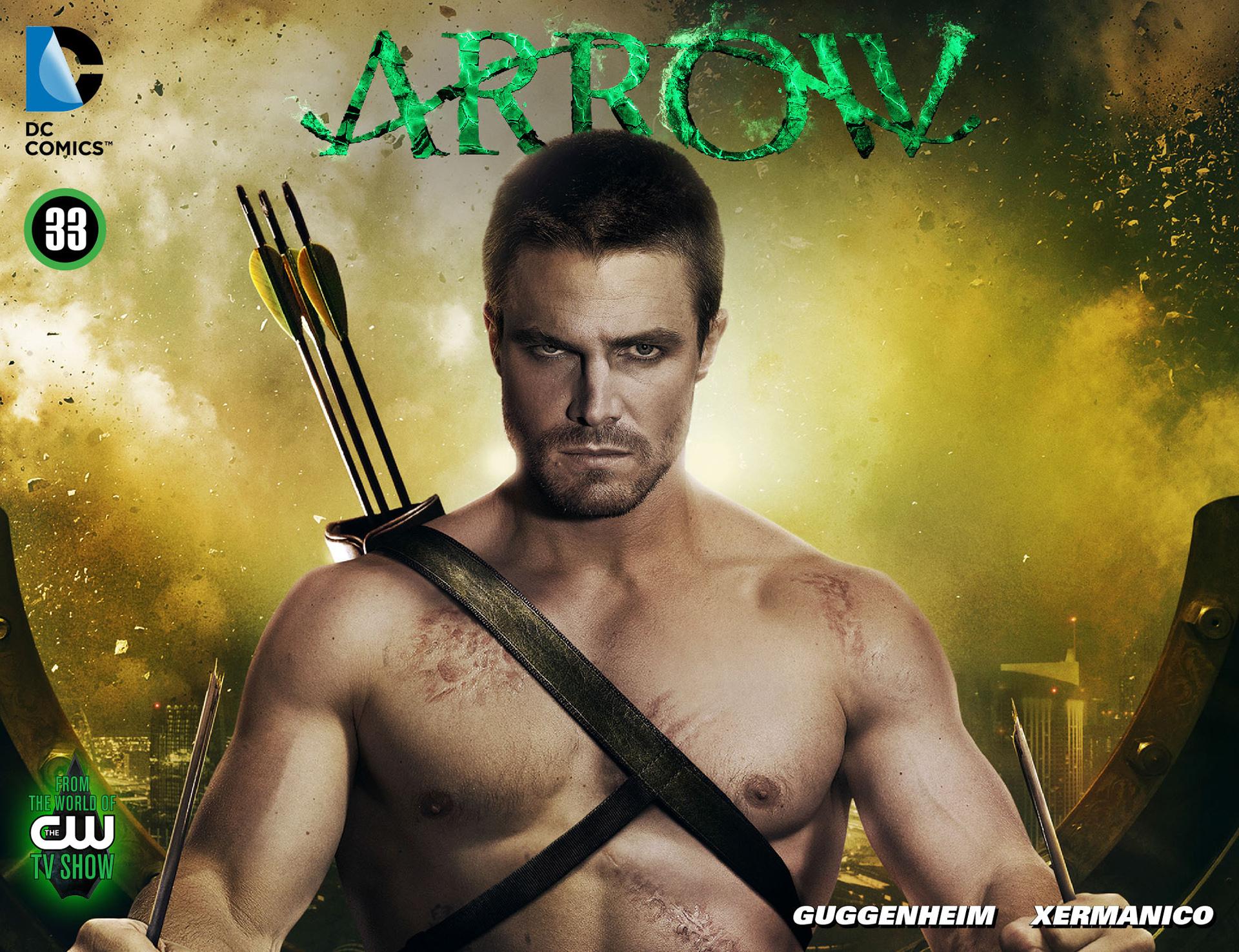 Arrow [II] 33 Page 1