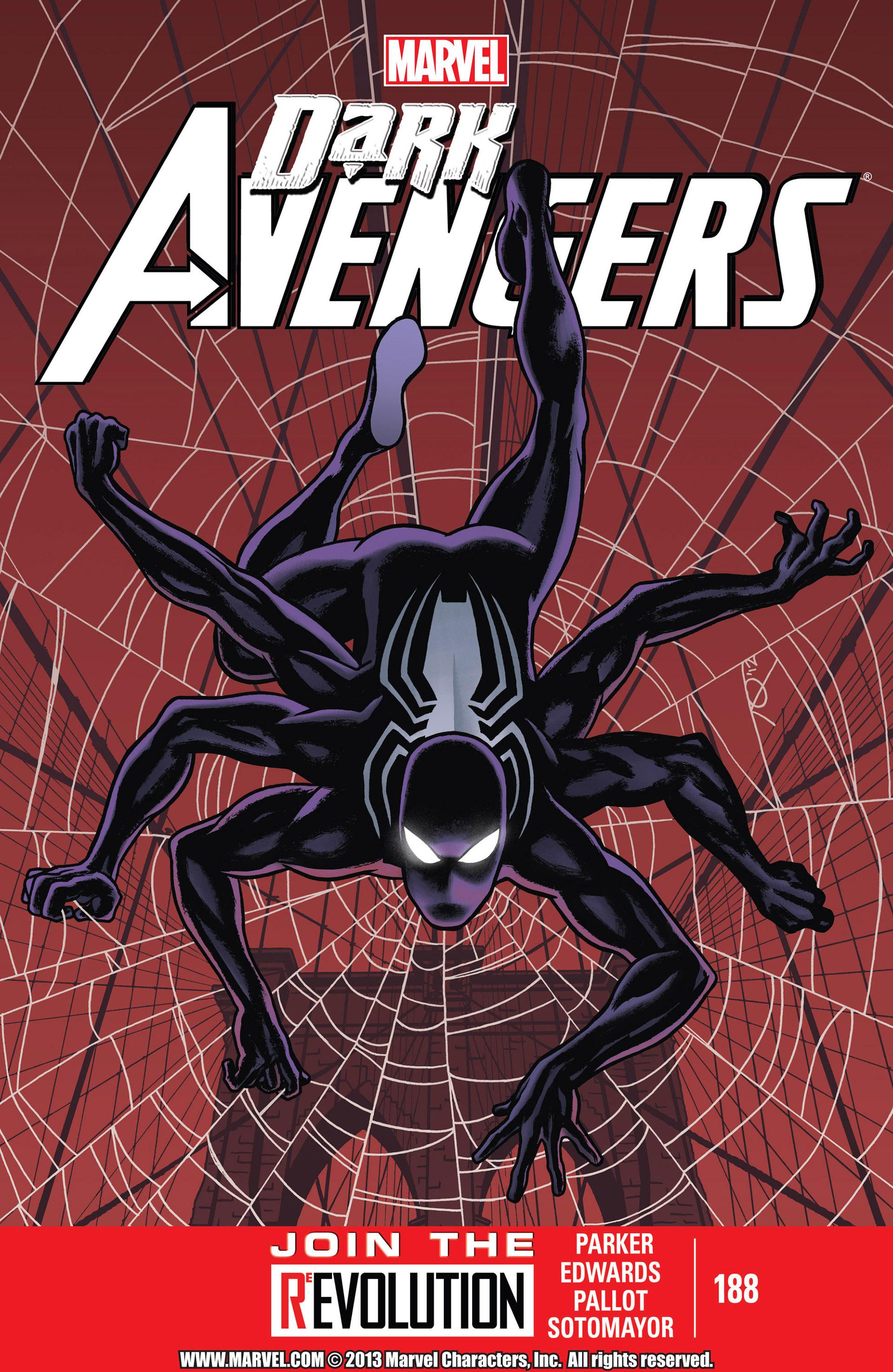 Dark Avengers (2012) 188 Page 1
