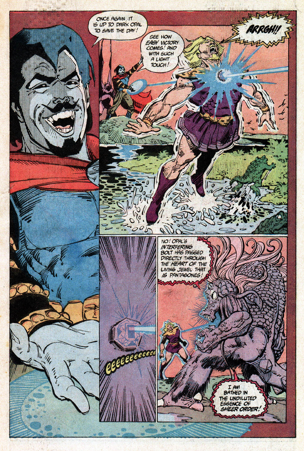 Read online Amethyst (1985) comic -  Issue #13 - 18