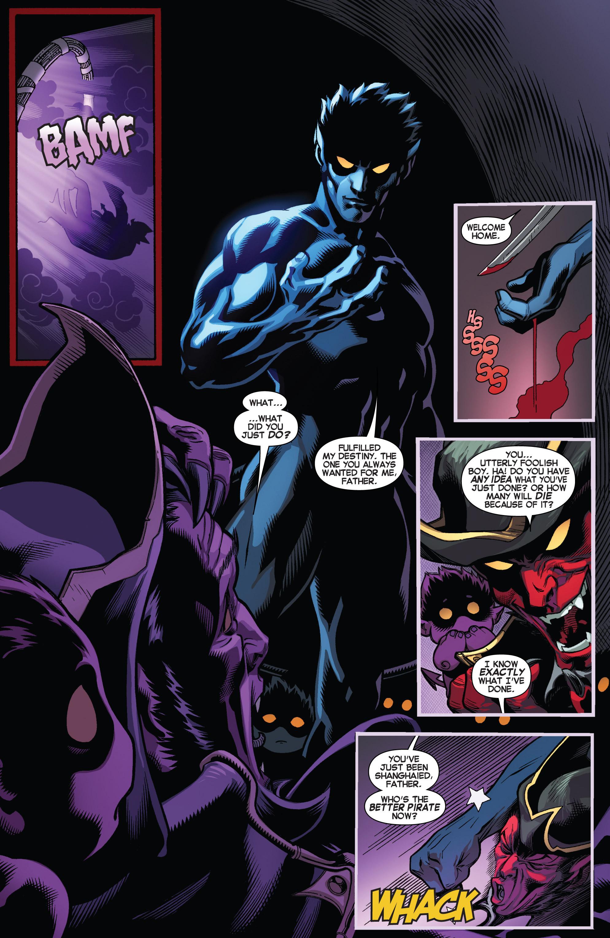 Read online Amazing X-Men (2014) comic -  Issue #5 - 16