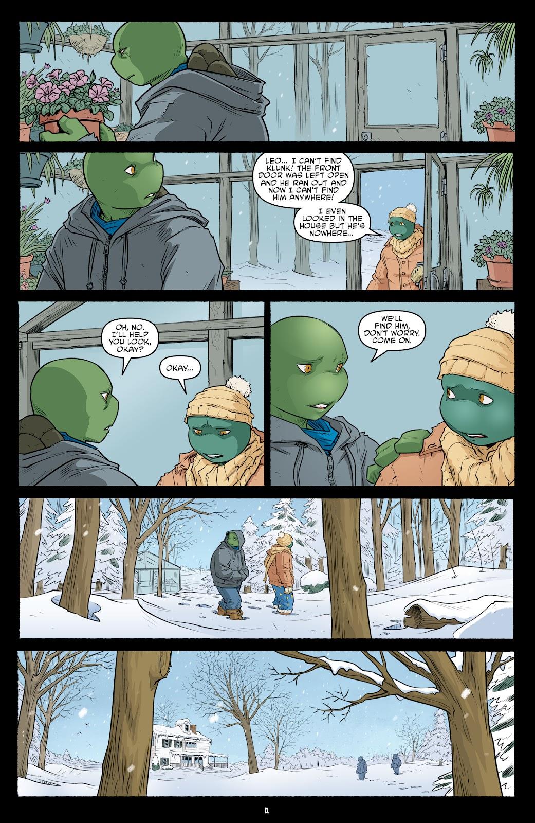 Read online Teenage Mutant Ninja Turtles (2011) comic -  Issue #103 - 14