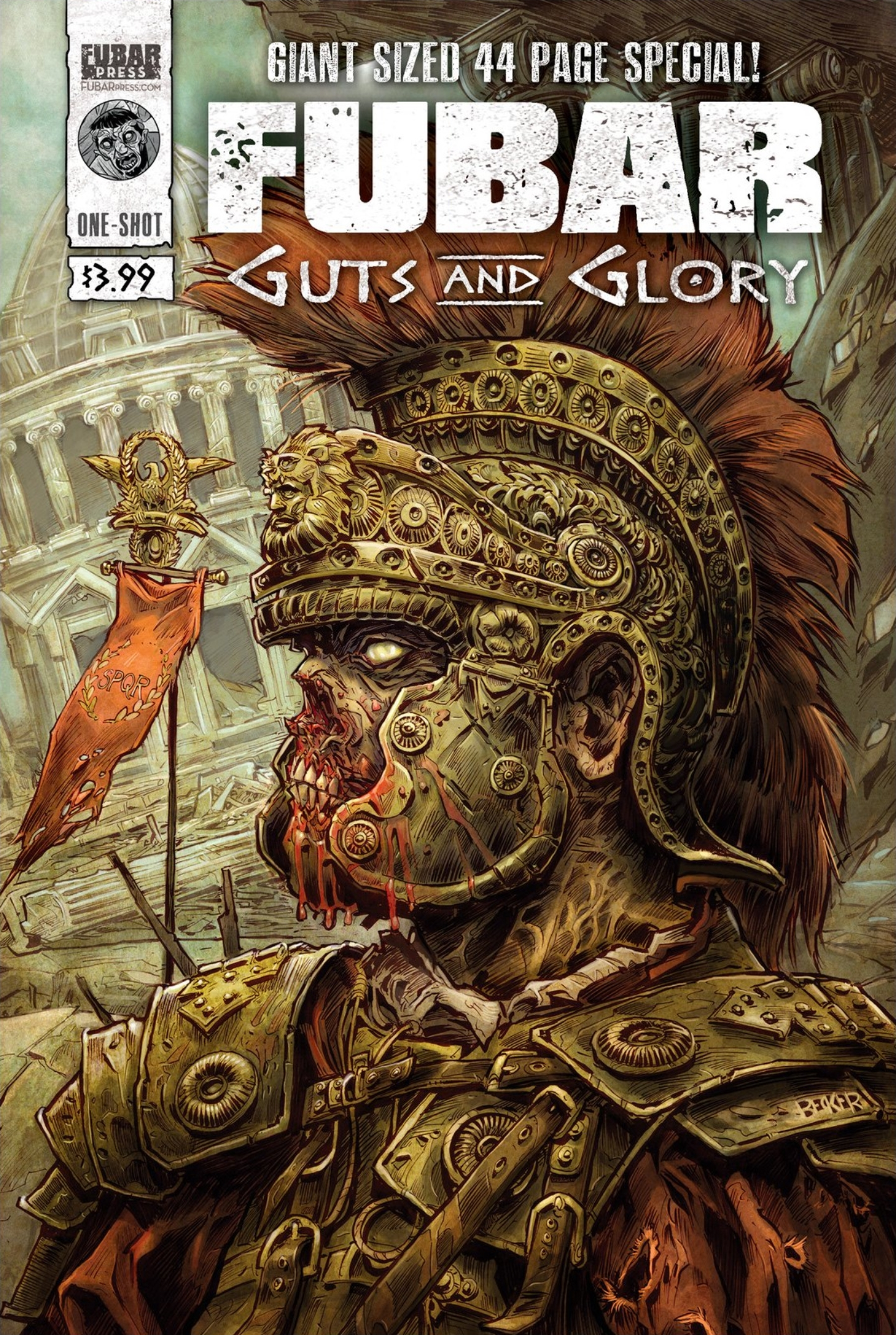 FUBAR: Guts and Glory issue Full - Page 1