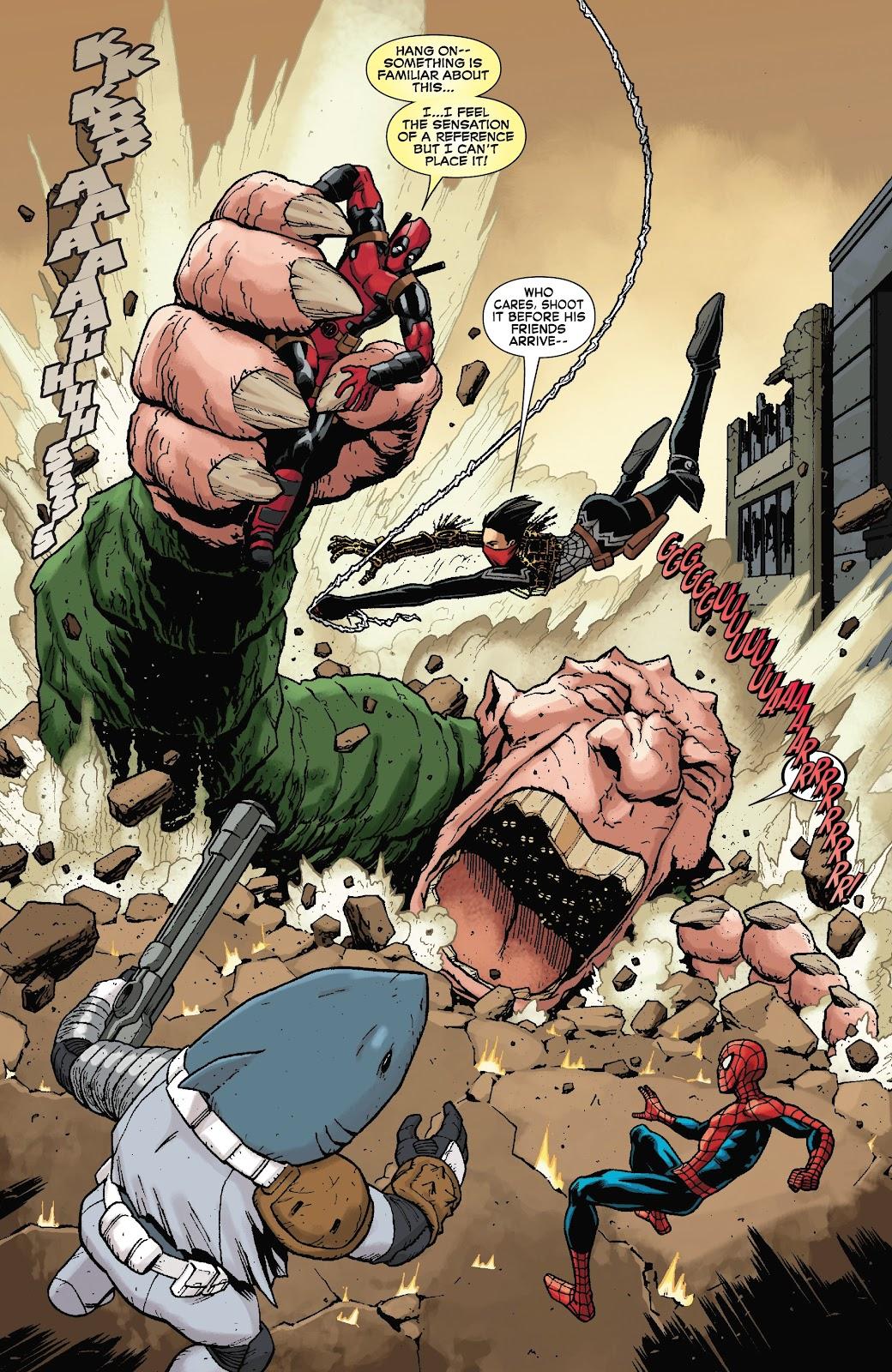 Read online Spider-Man/Deadpool comic -  Issue #46 - 13