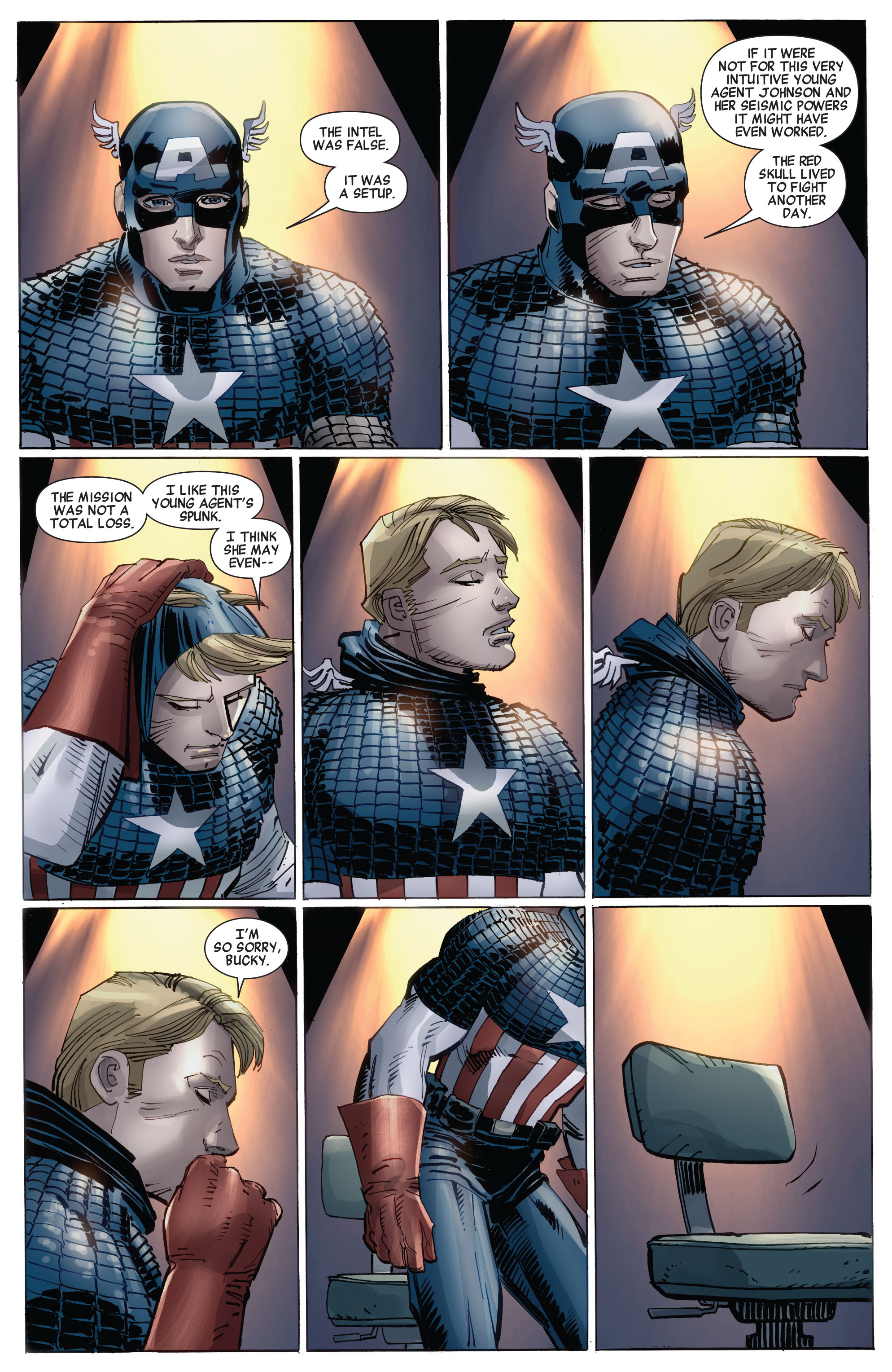 Read online Avengers (2010) comic -  Issue #16 - 24