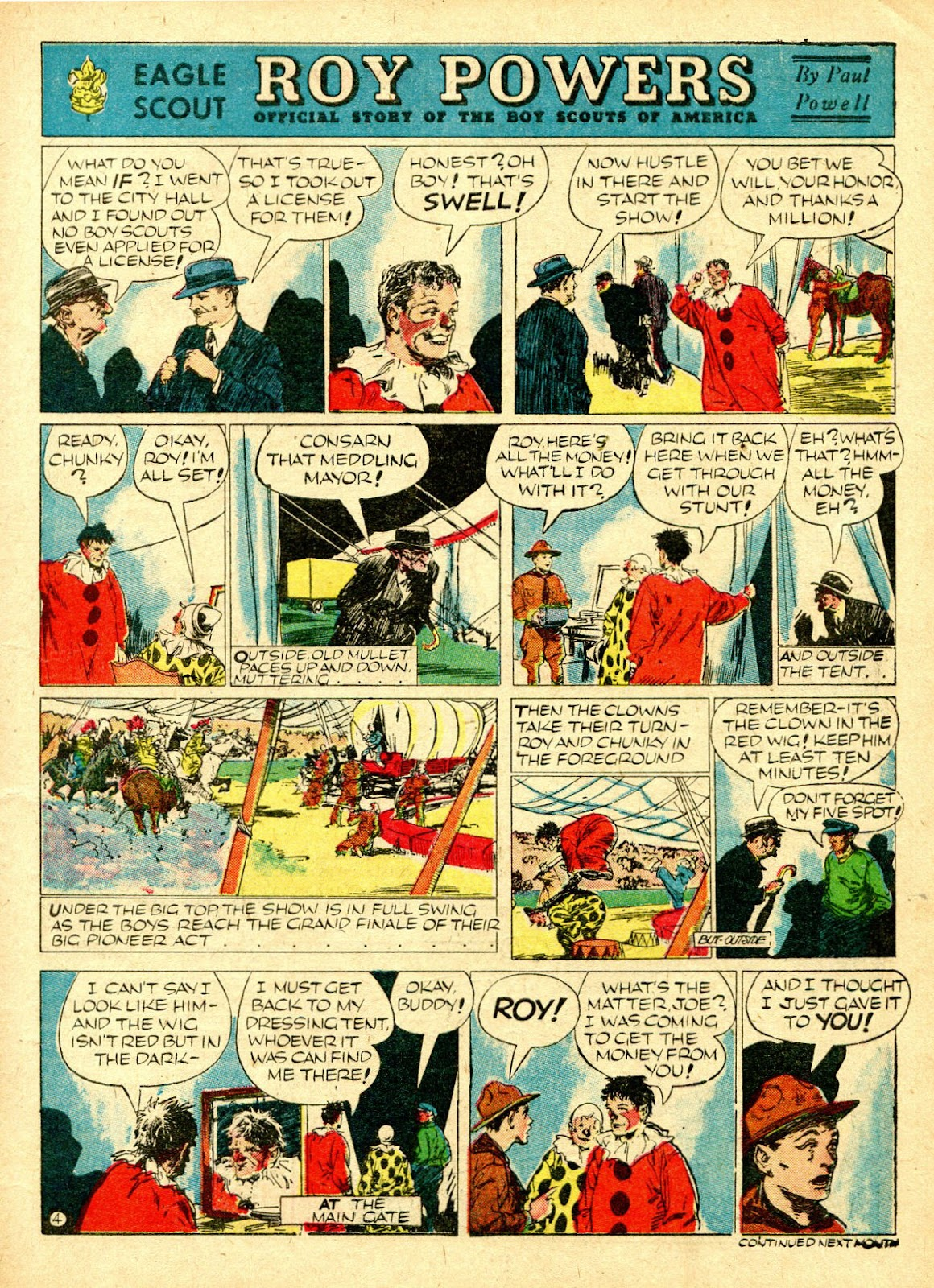 Read online Famous Funnies comic -  Issue #63 - 8