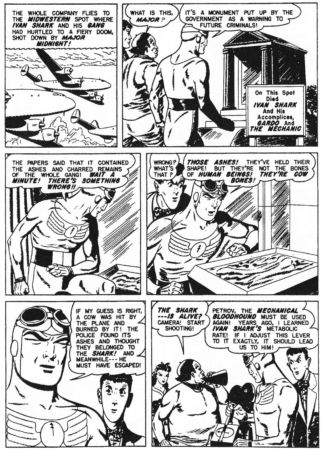 Read online Men of Mystery Comics comic -  Issue #75 - 61