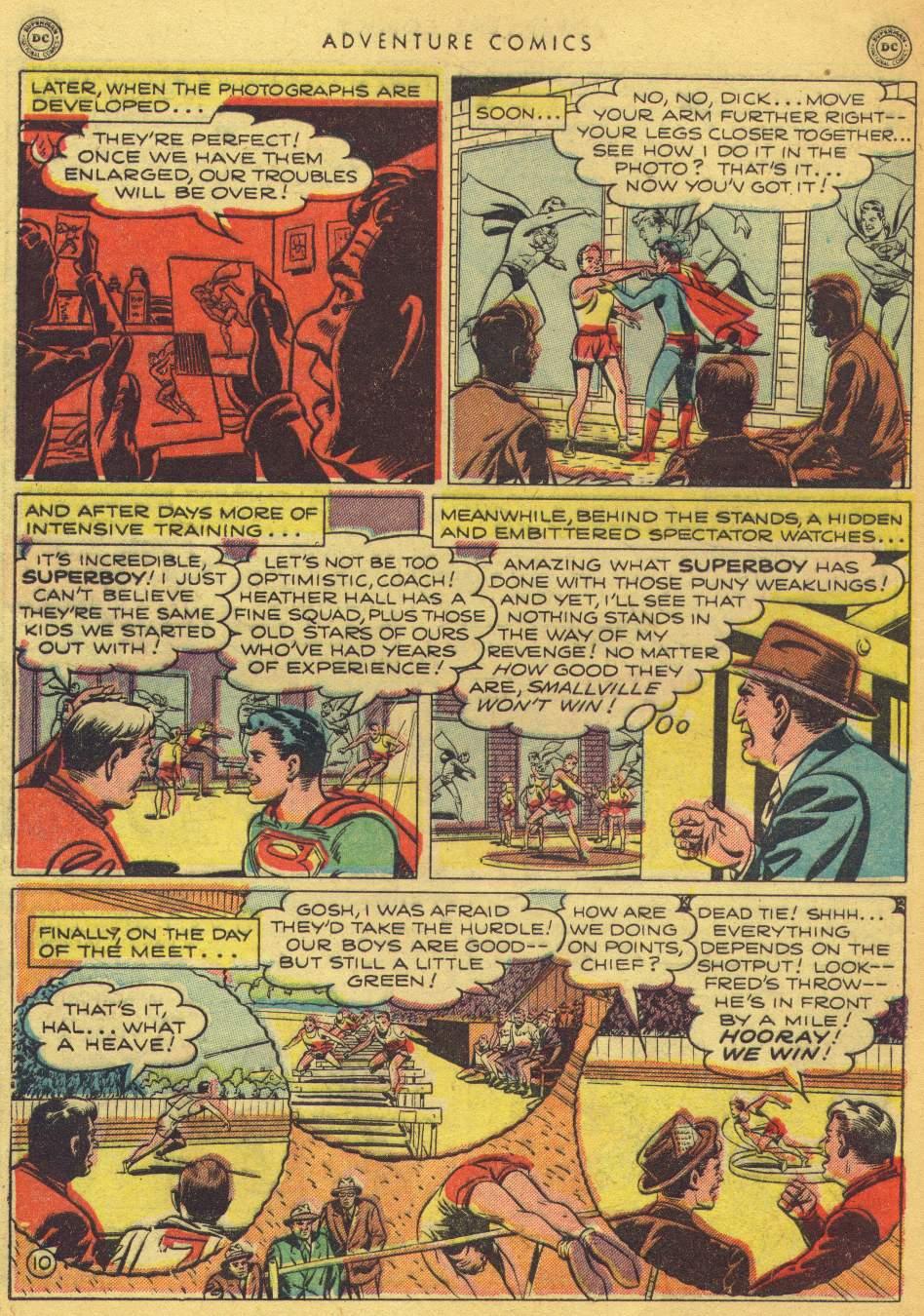 Read online Adventure Comics (1938) comic -  Issue #162 - 12