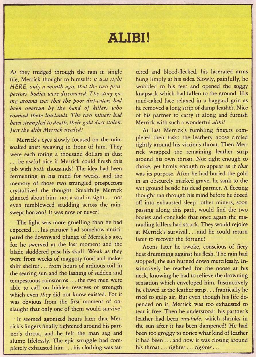 Read online Shock SuspenStories comic -  Issue #1 - 18