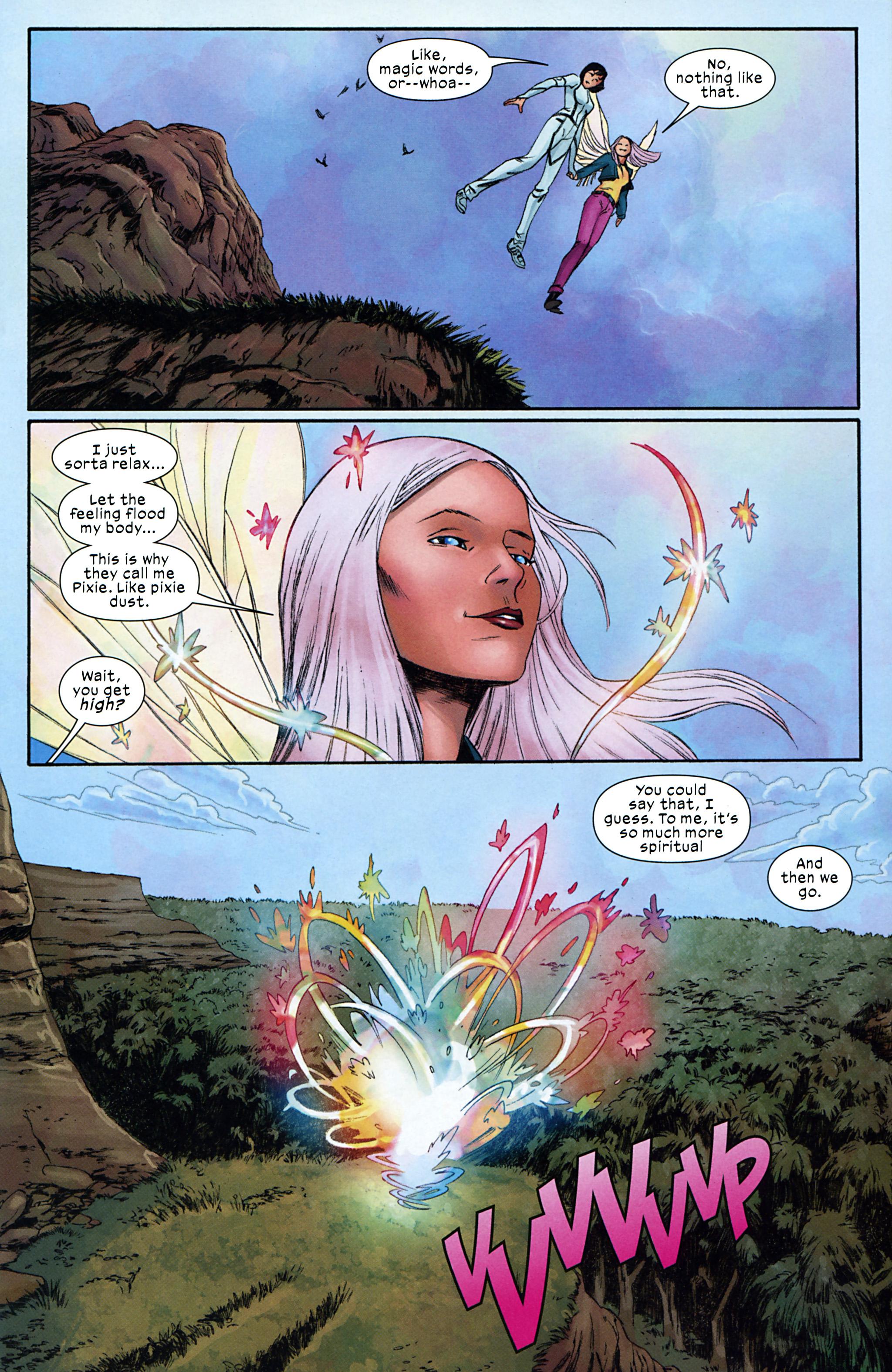 Read online Ultimate Comics X-Men comic -  Issue #32 - 20