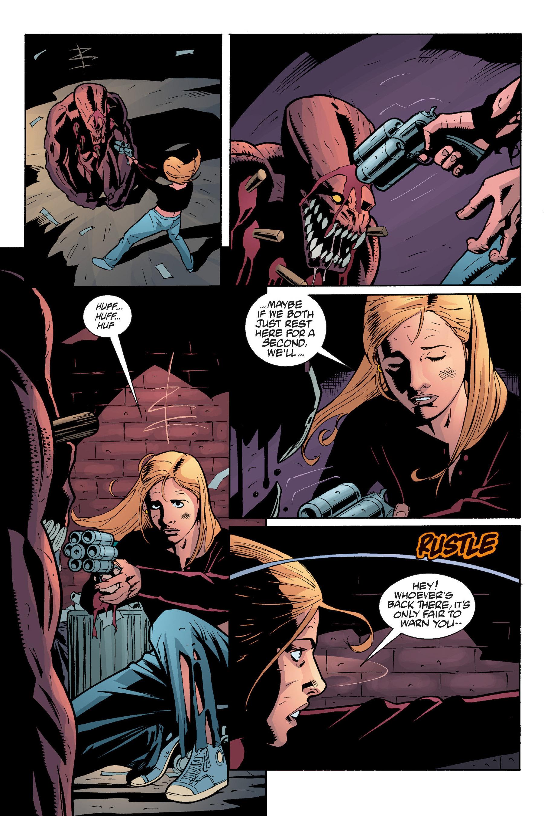 Read online Buffy the Vampire Slayer: Omnibus comic -  Issue # TPB 5 - 252