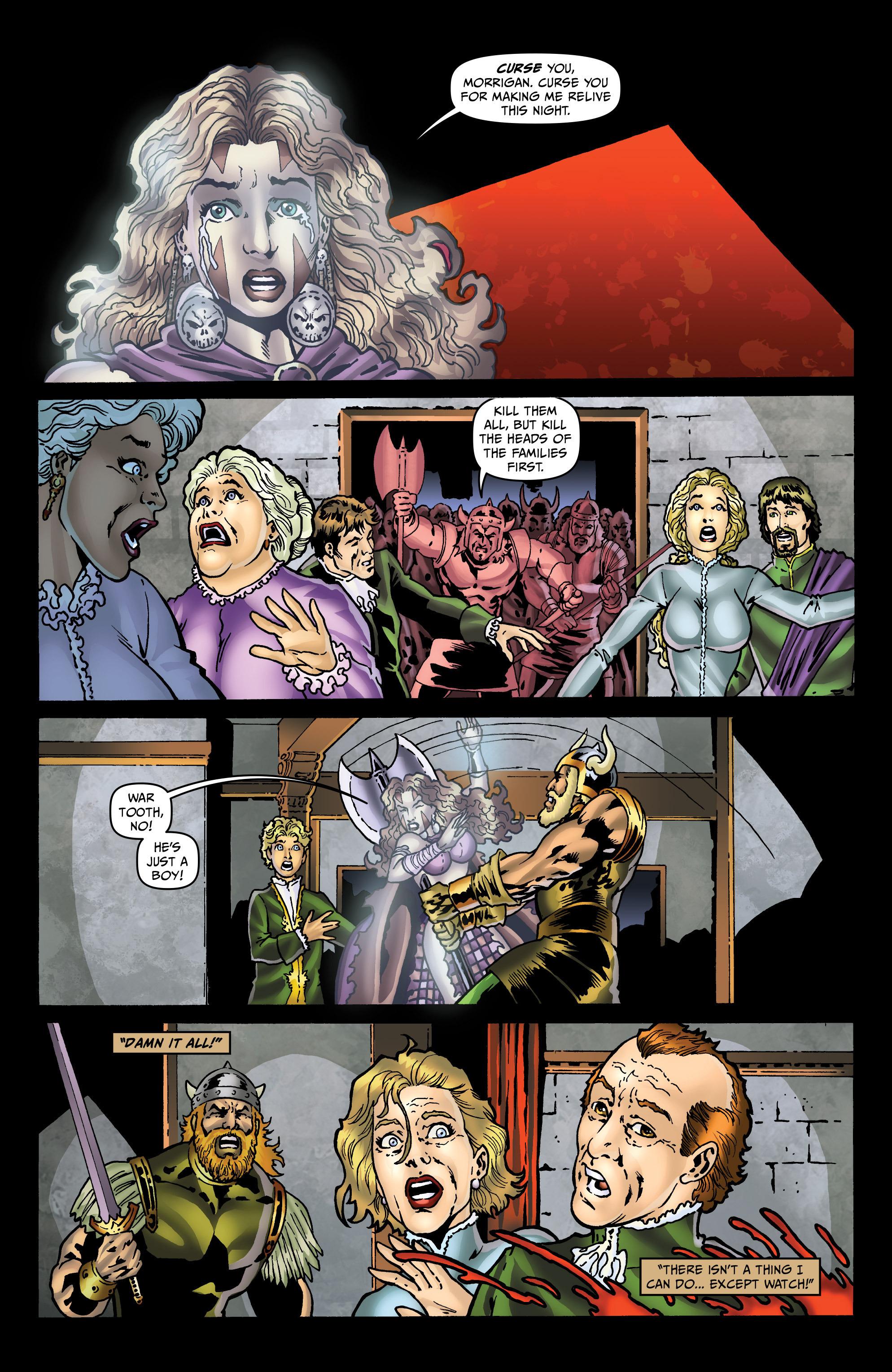 Read online Belladonna: Origins comic -  Issue #5 - 15