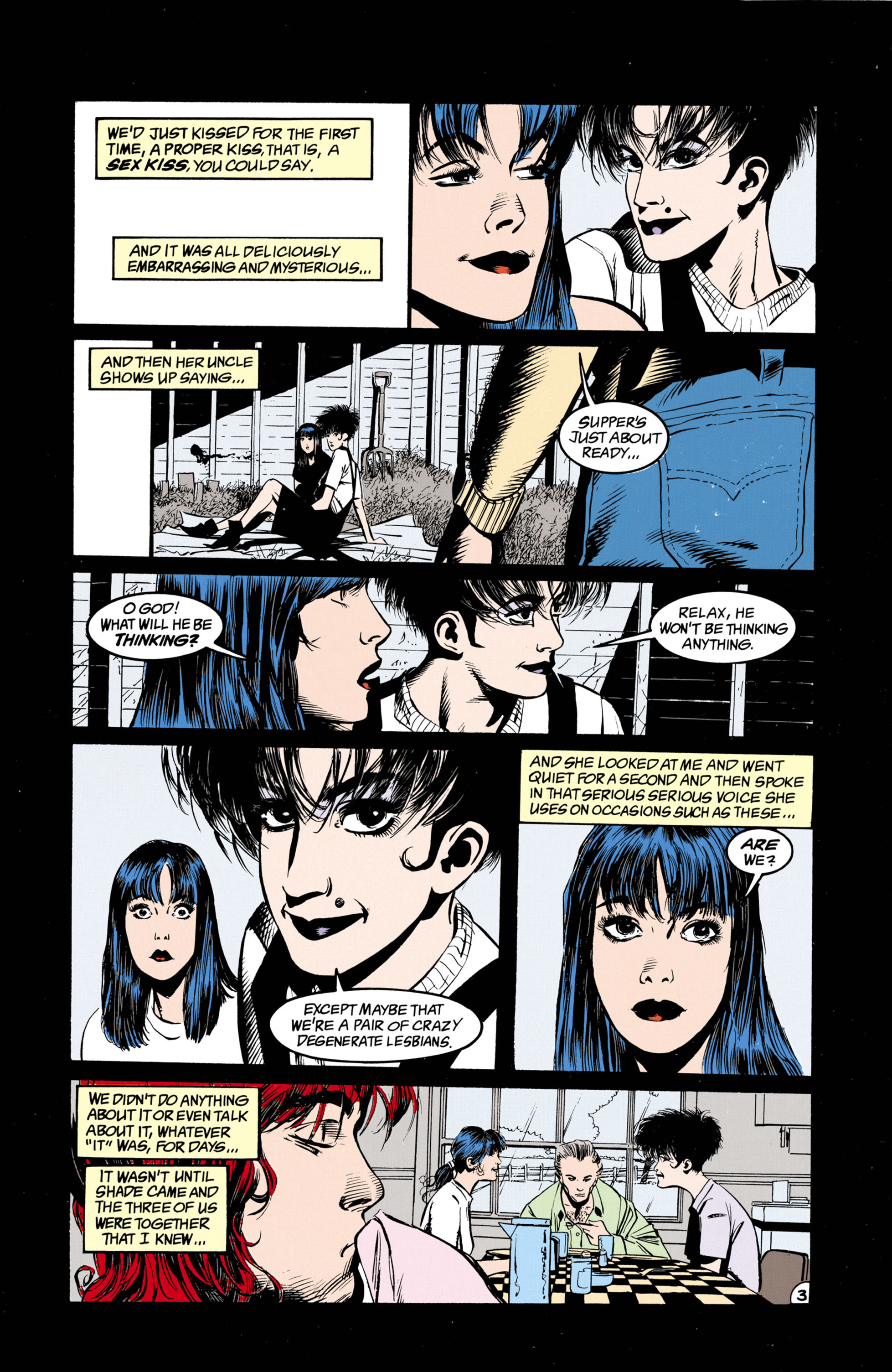 Read online Shade, the Changing Man comic -  Issue #26 - 4