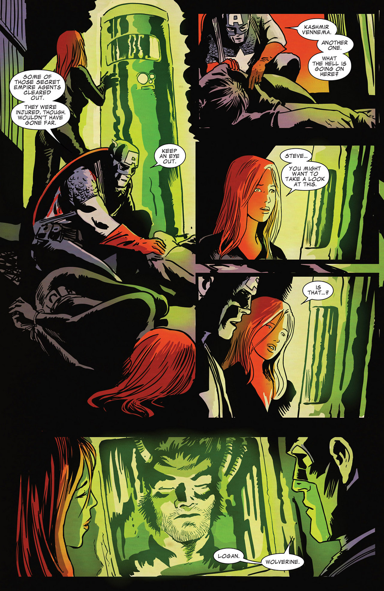 Read online Captain America And Black Widow comic -  Issue #637 - 11