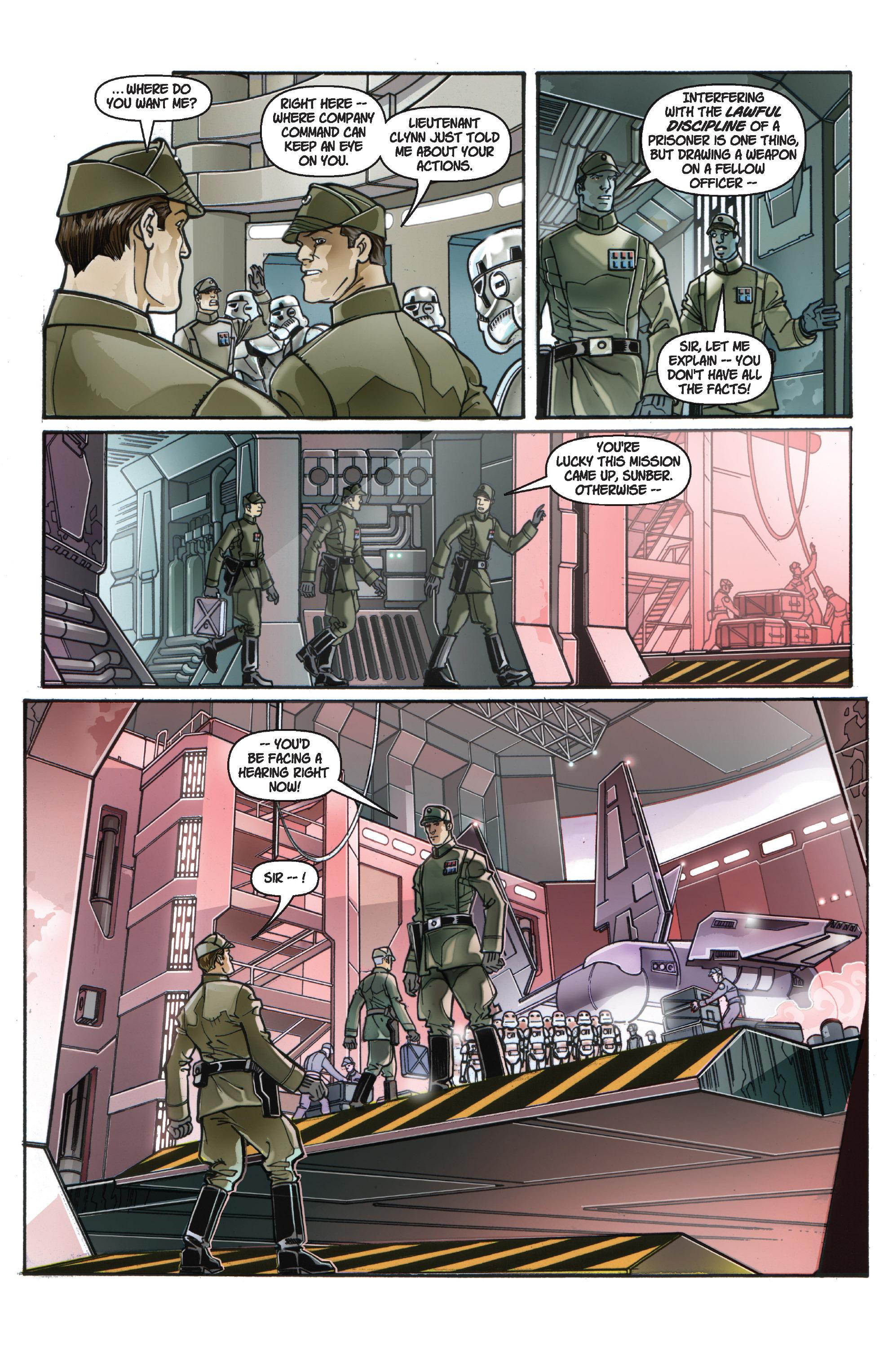 Read online Star Wars Omnibus comic -  Issue # Vol. 22 - 263