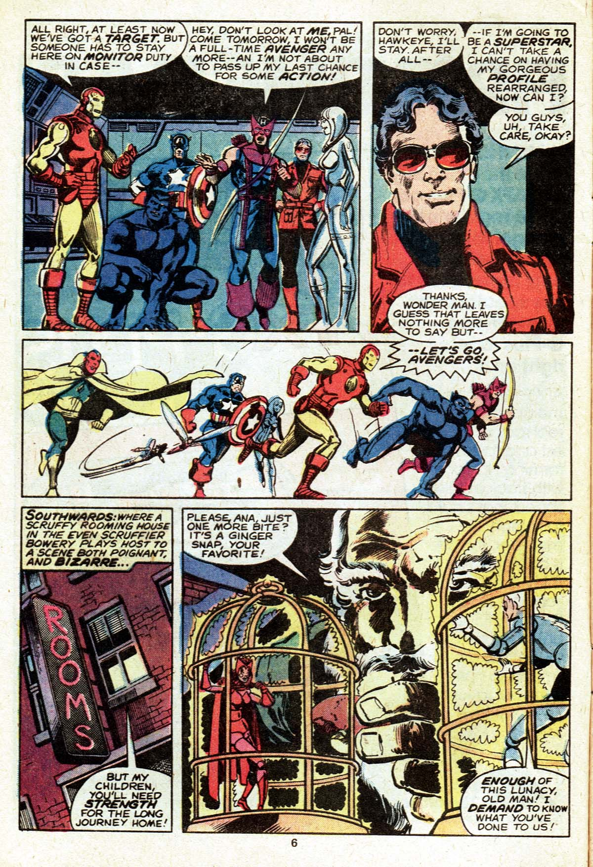 The Avengers (1963) 182 Page 4