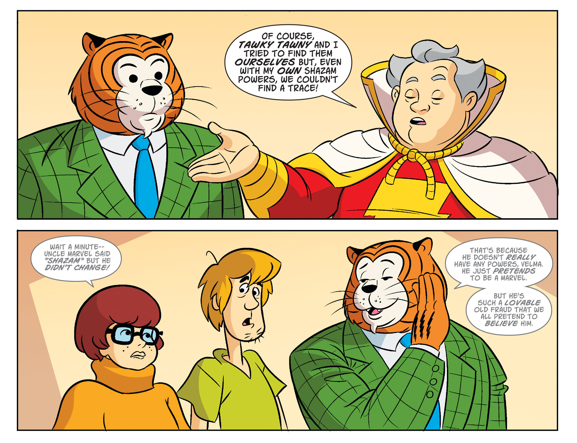 Read online Scooby-Doo! Team-Up comic -  Issue #31 - 7