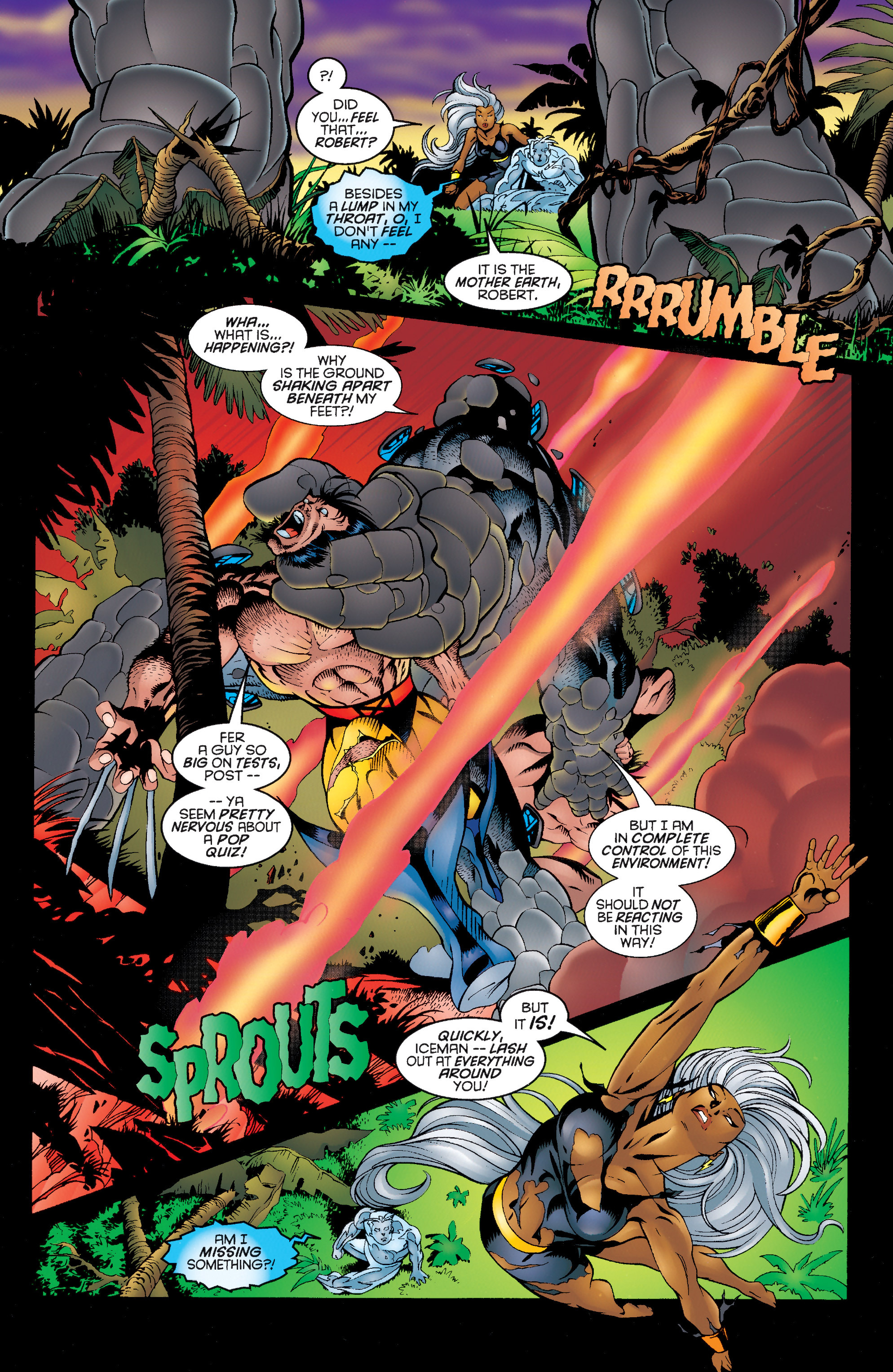 X-Men (1991) 50 Page 27