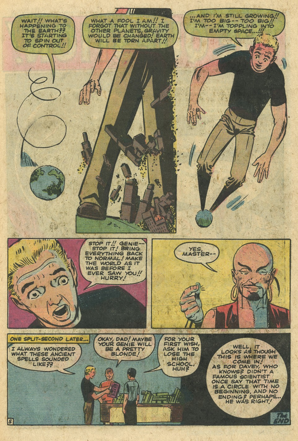 Journey Into Mystery (1972) issue 12 - Page 19