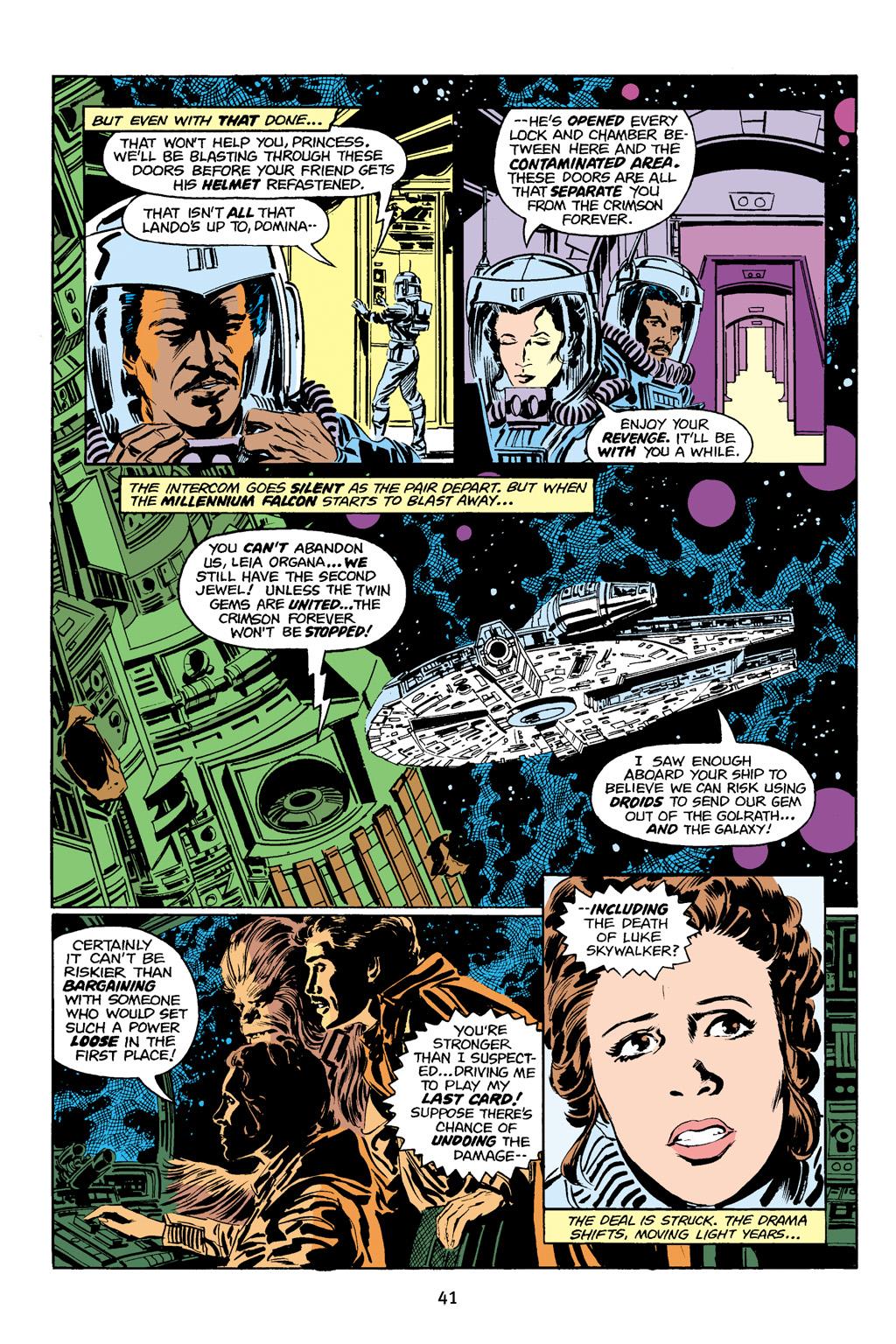 Read online Star Wars Omnibus comic -  Issue # Vol. 16 - 42