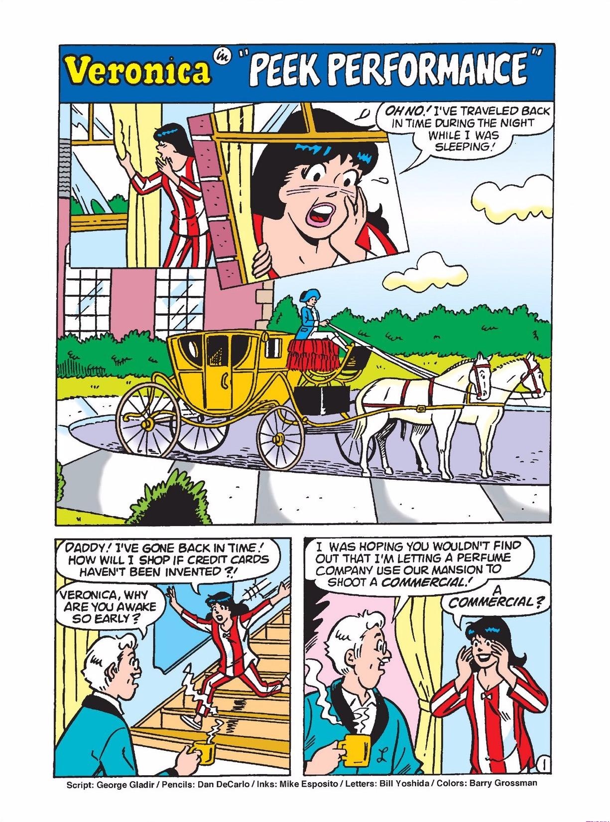 Read online Archie 1000 Page Comics Bonanza comic -  Issue #3 (Part 2) - 107
