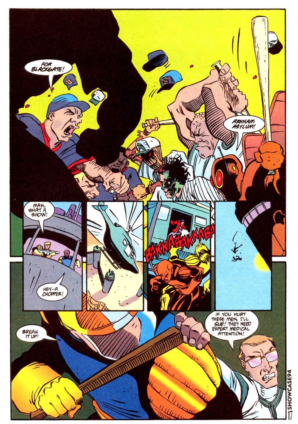 Read online Showcase '94 comic -  Issue #4 - 15