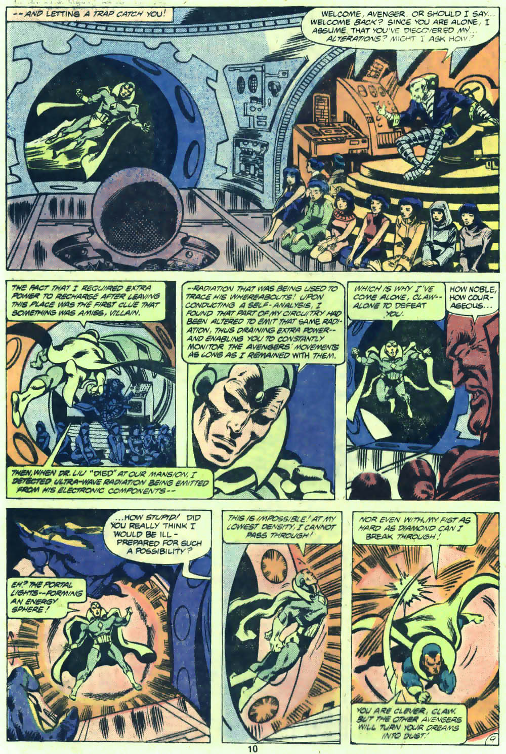 The Avengers (1963) 205 Page 9