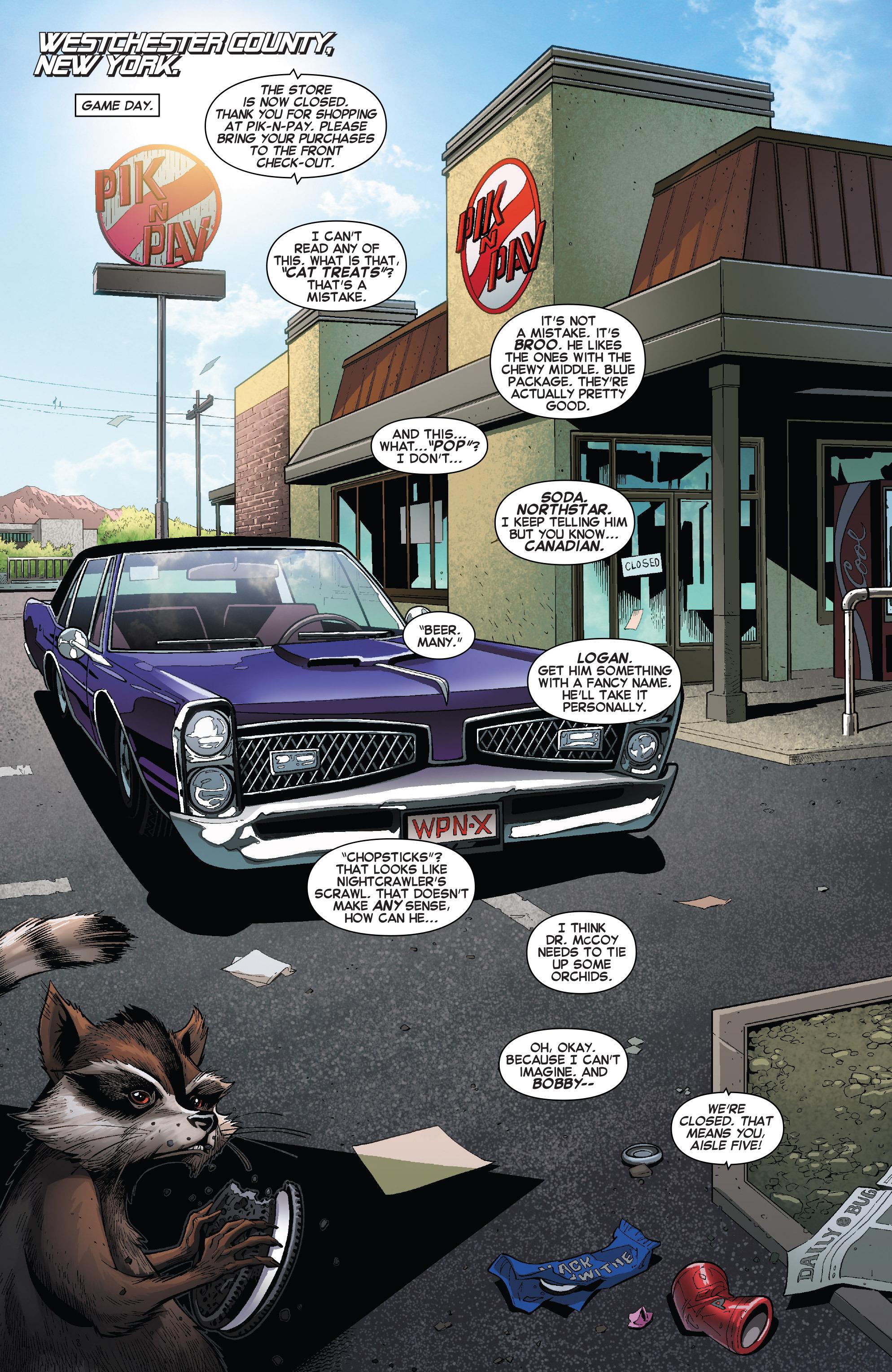 Read online Amazing X-Men (2014) comic -  Issue #7 - 3